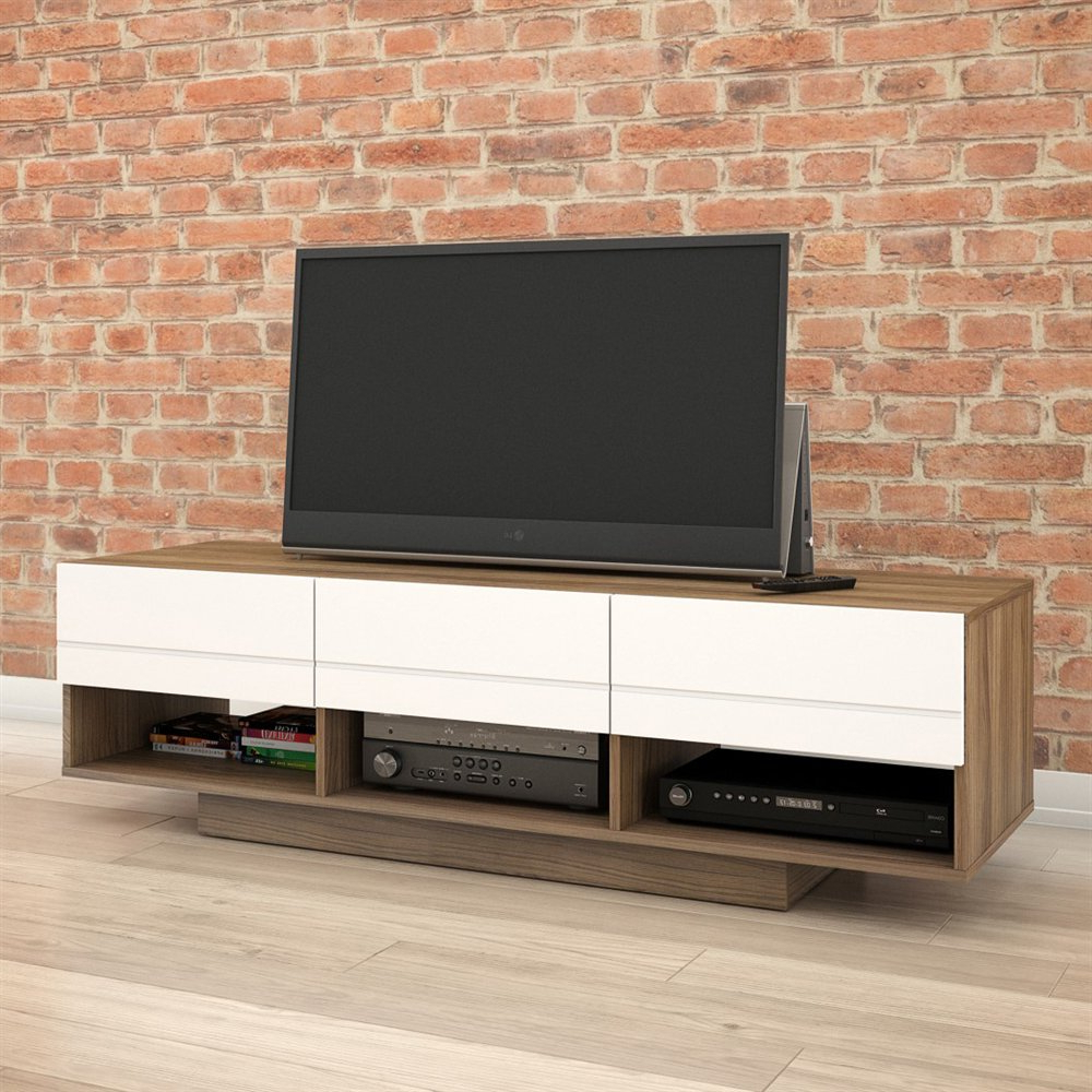 24 Inch Deep Tv Stands With Regard To Newest Tv Stands – Corner, Fireplace & More (Gallery 7 of 20)