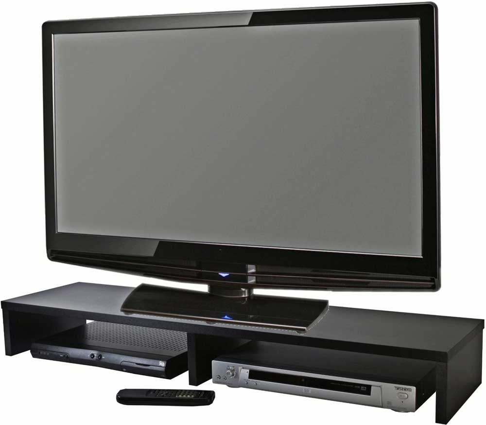 3 Discount Swivel Tv Stand With Swivel Motion And Consumer Reviews Regarding Trendy Swivel Tv Riser (Gallery 1 of 20)