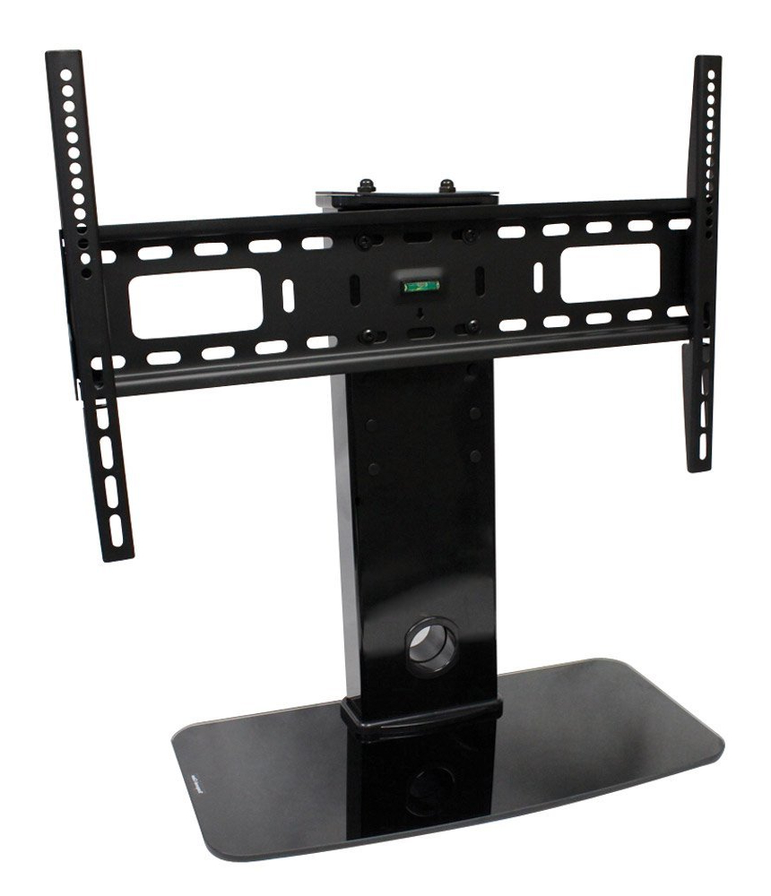 "32 Inch Tv Stands In Well Known Universal Tv Stand / Base + Wall Mount For 32"" – 60"" Flat Screen (View 13 of 20)"