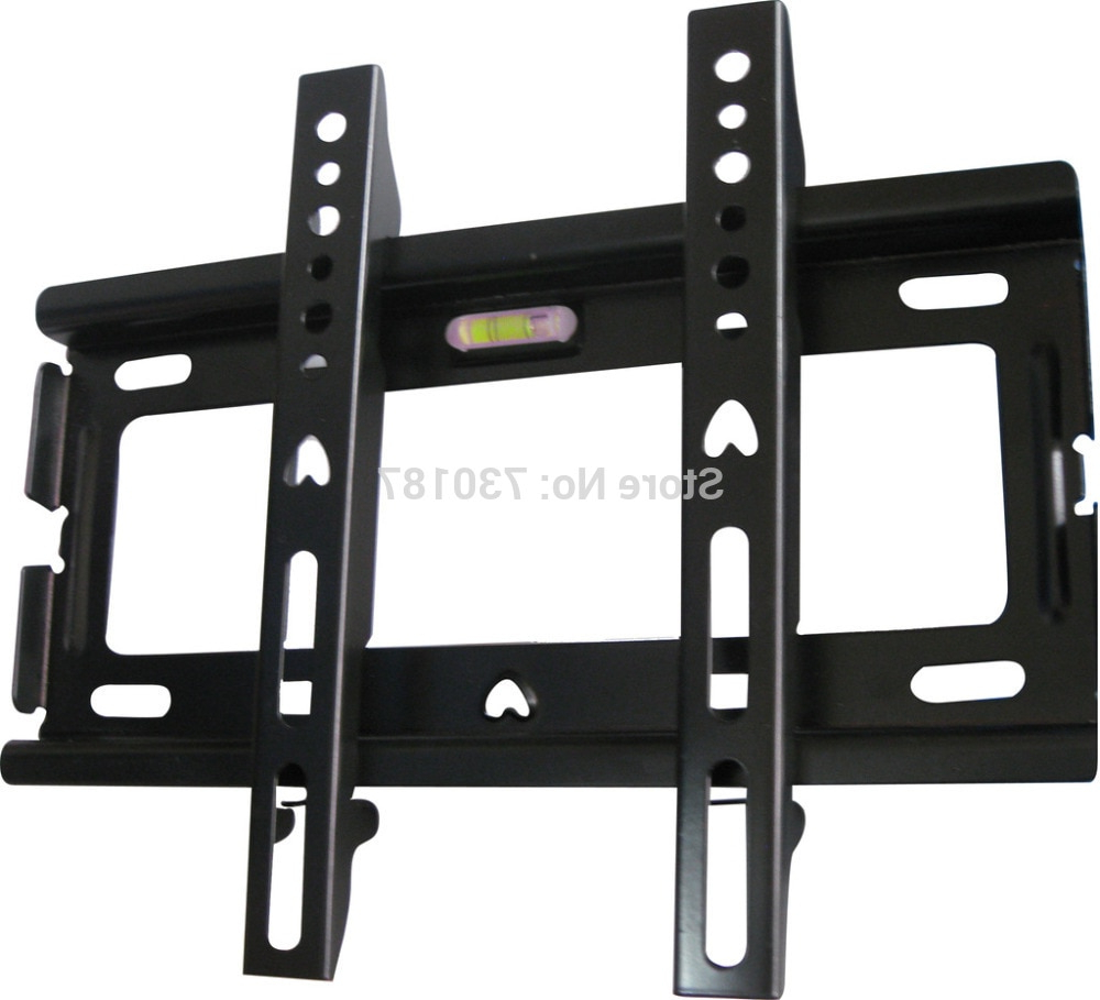 32 Inch Tv Stands With Regard To Most Popular 14 32 Inch Tv Stand The Monitor Black Rack Integrated Universal (Gallery 14 of 20)
