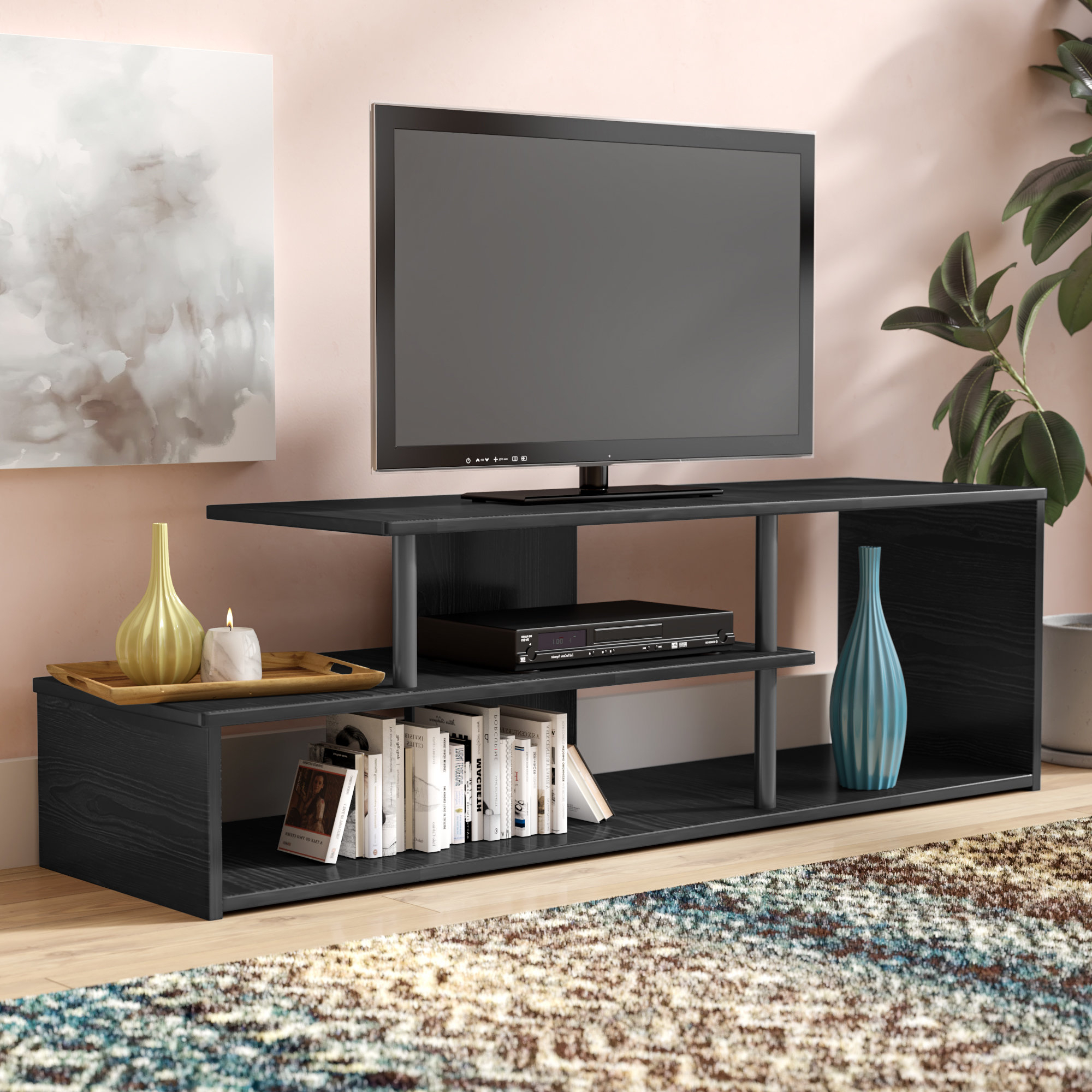 40 49 Inches Tv Stand Tv Stands & Entertainment Centers You'll Love For 2017 Upright Tv Stands (Gallery 9 of 20)