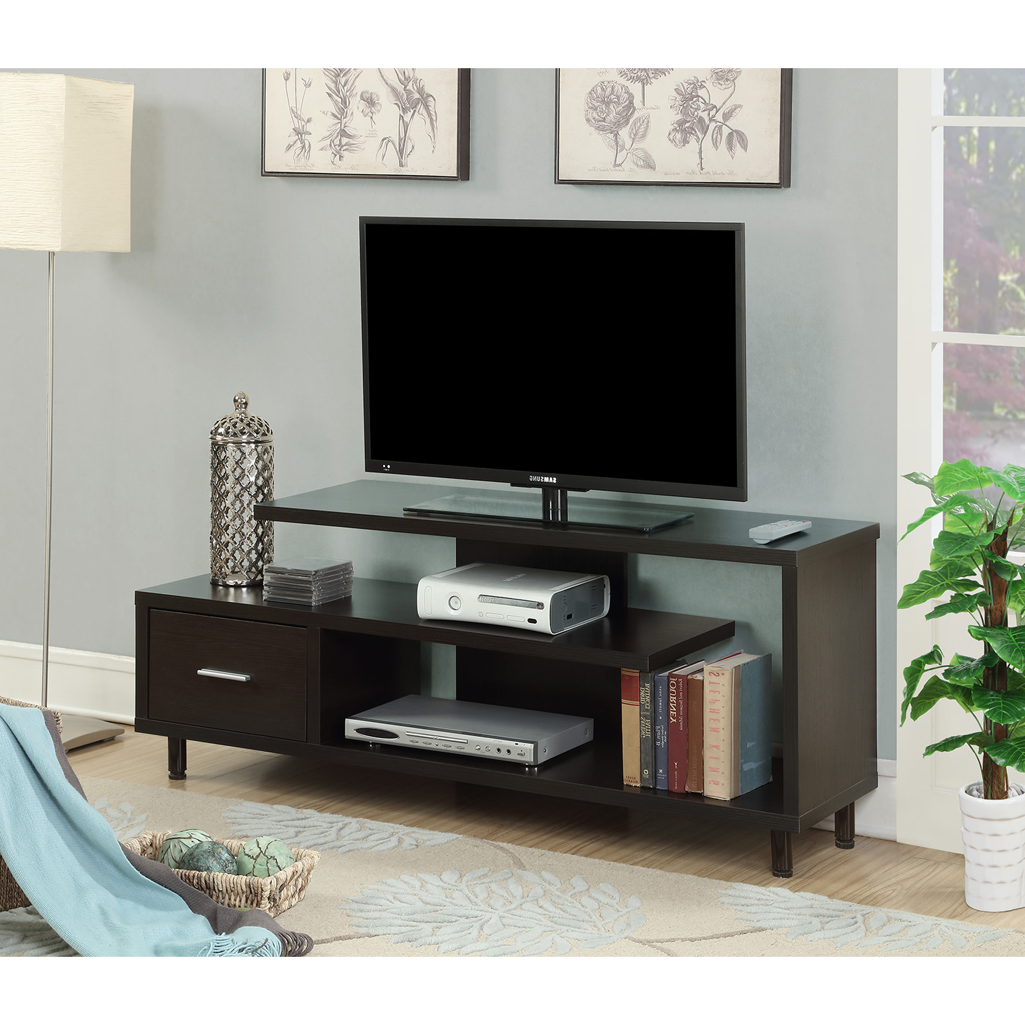 40 Inch Wide Tv Stand 50 Walmart Cheap Stands With Mount 43 Samsung With Regard To Well Known Tv Stands 40 Inches Wide (Gallery 14 of 20)