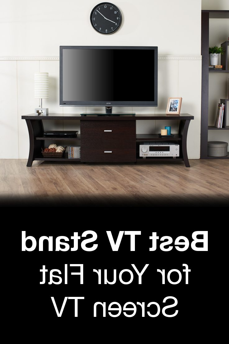 6 Tips For Choosing The Best Tv Stand For Your Flat Screen Tv In Current Big Tv Cabinets (View 2 of 20)