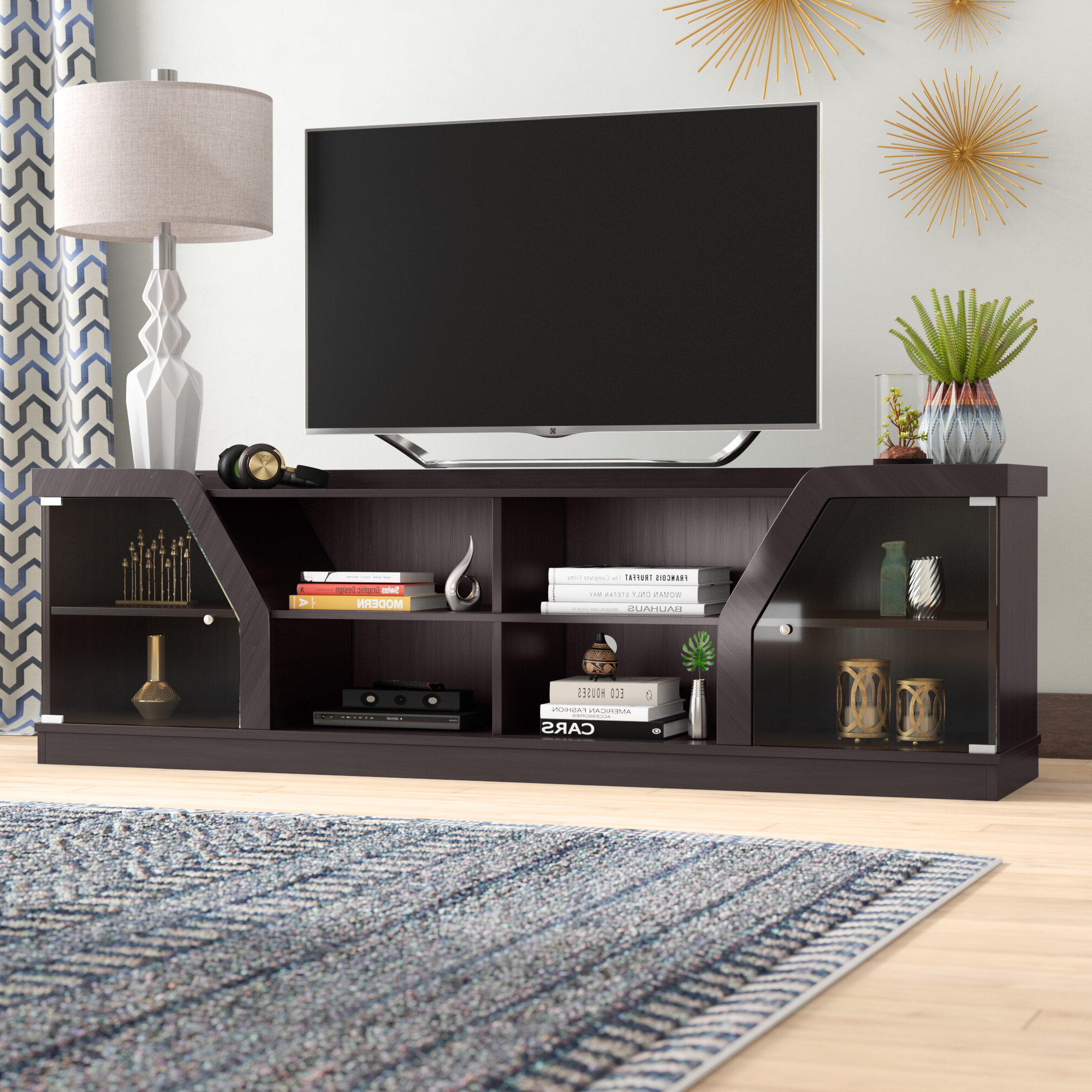 70+ Inch Tv Stands You'll Love (Gallery 10 of 20)