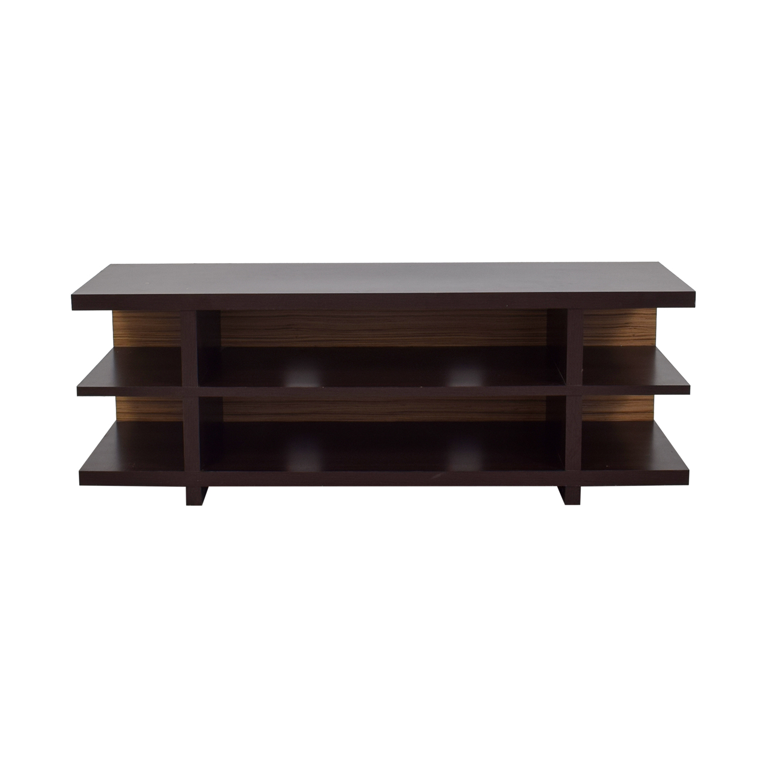 [%81% Off – Pottery Barn Pottery Barn Open Shelf Tv Stand / Storage Intended For Best And Newest Open Shelf Tv Stands|open Shelf Tv Stands In Favorite 81% Off – Pottery Barn Pottery Barn Open Shelf Tv Stand / Storage|2018 Open Shelf Tv Stands Throughout 81% Off – Pottery Barn Pottery Barn Open Shelf Tv Stand / Storage|best And Newest 81% Off – Pottery Barn Pottery Barn Open Shelf Tv Stand / Storage Pertaining To Open Shelf Tv Stands%] (View 8 of 20)