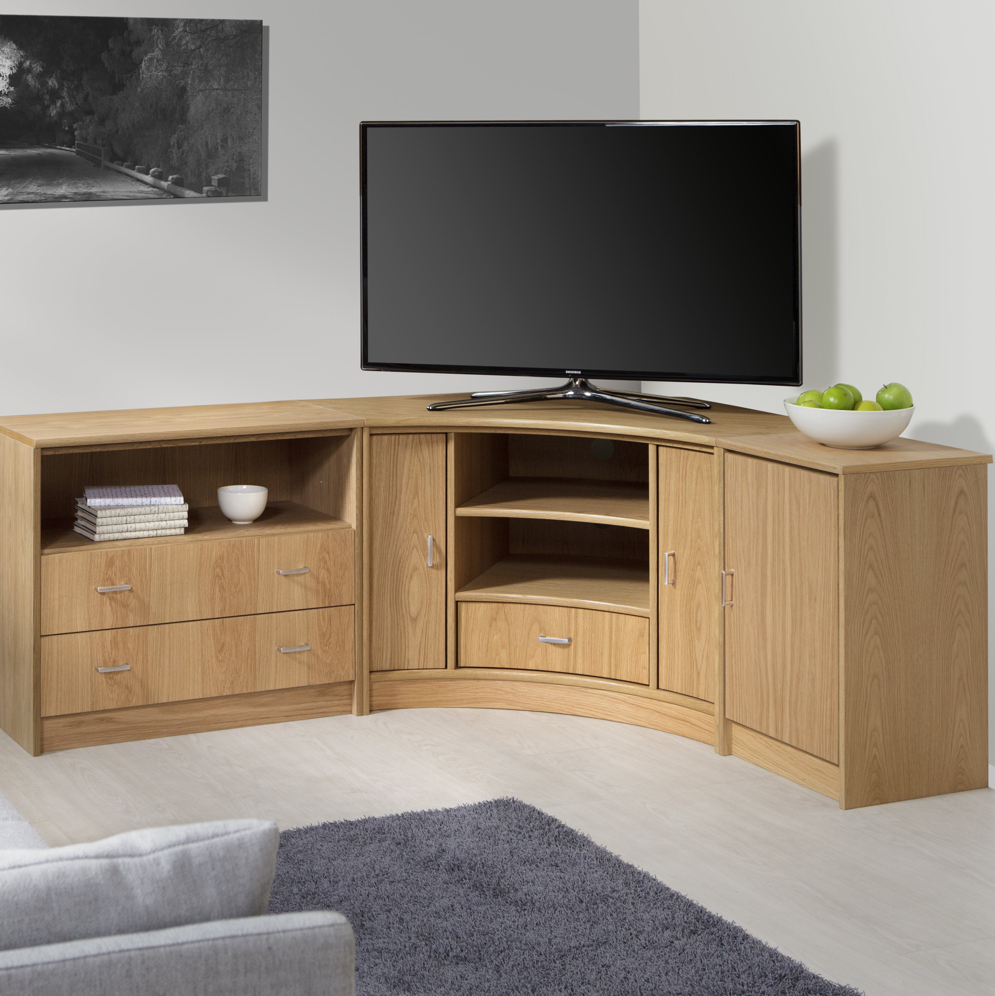 Abbot 60 Inch Tv Stands Within Favorite Marlow Home Co. Tv Stands & Entertainment Units You'll Love (Gallery 15 of 20)