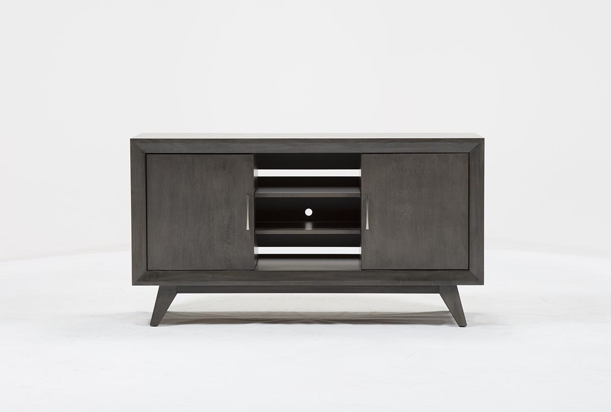 Abbott Driftwood 60 Inch Tv Stand (View 2 of 20)