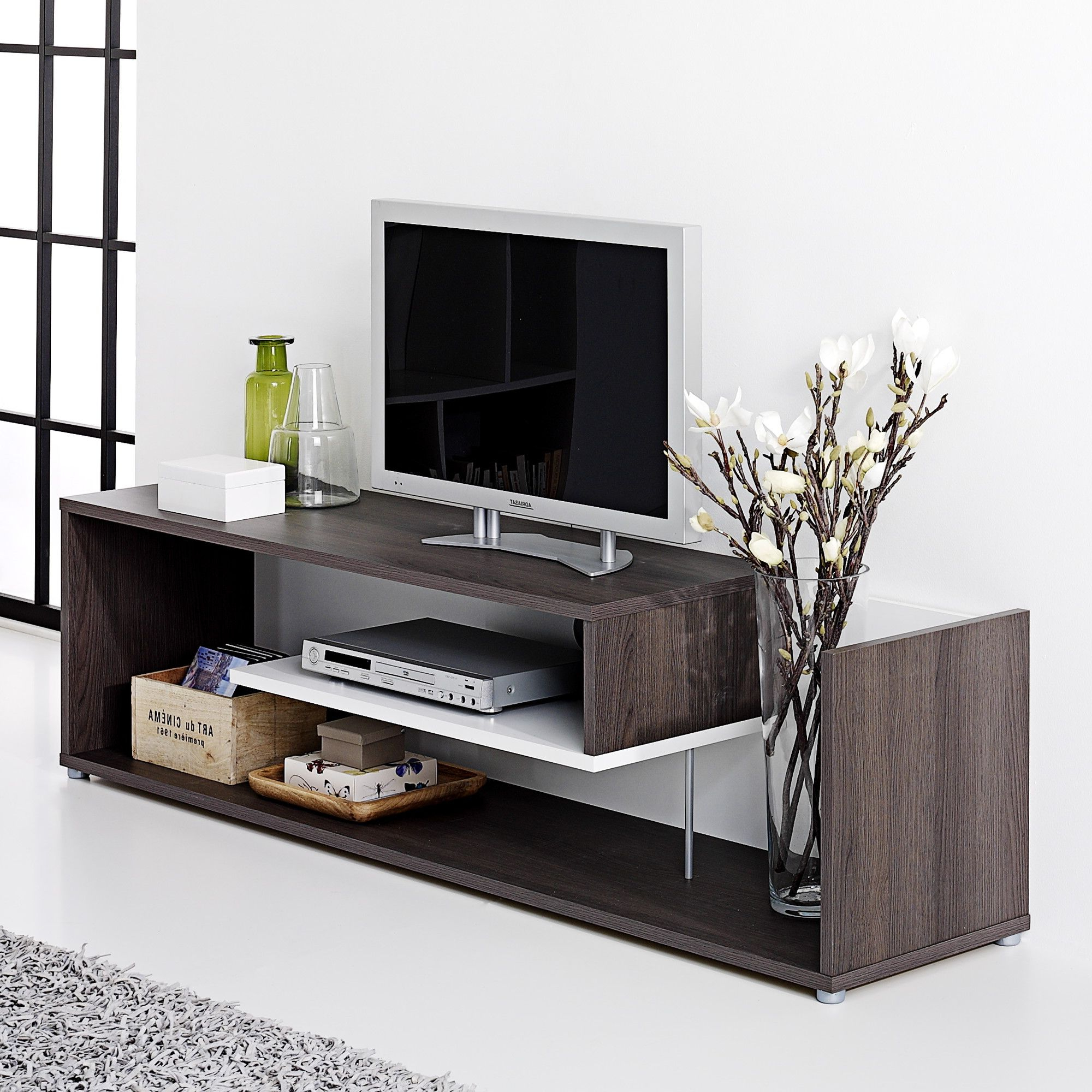 "All Modern Tv Stands For Preferred Tvilum Twist 71"" Tv Stand (View 3 of 20)"
