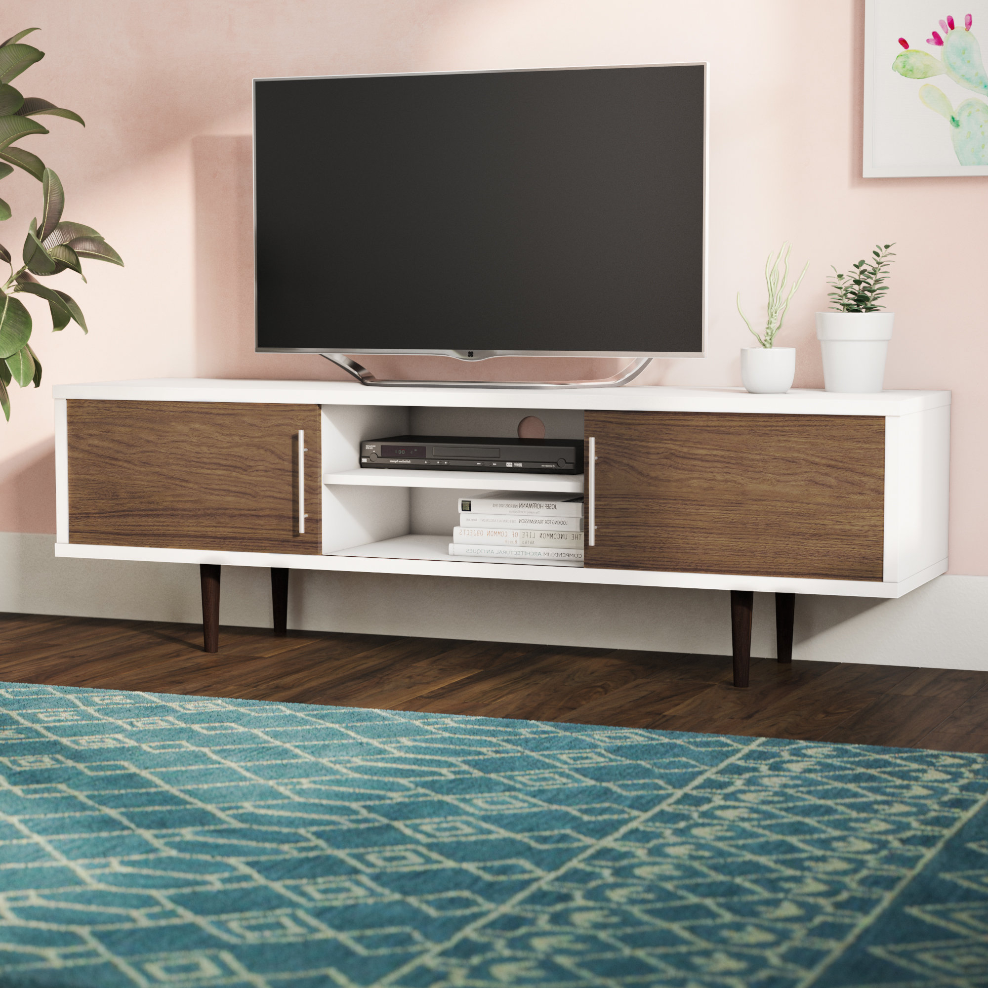 Allmodern Within Contemporary Tv Stands For Flat Screens (Gallery 10 of 20)