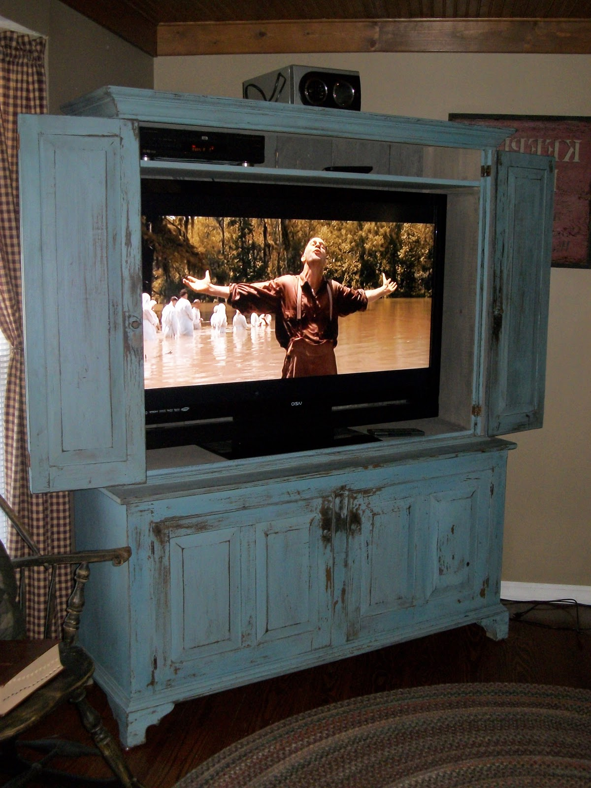Alluring Enclosed Tv Cabinet 11 First Sliding Doors Media Cabinetry For Famous Enclosed Tv Cabinets With Doors (View 2 of 20)