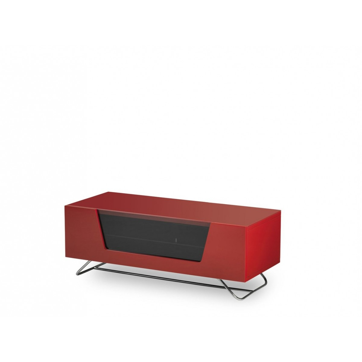Alphason Chromium 2 Tv Stand Cro2 1000Cb Red Red Gloss Tv Cabinet Throughout Most Current Red Gloss Tv Stands (View 19 of 20)