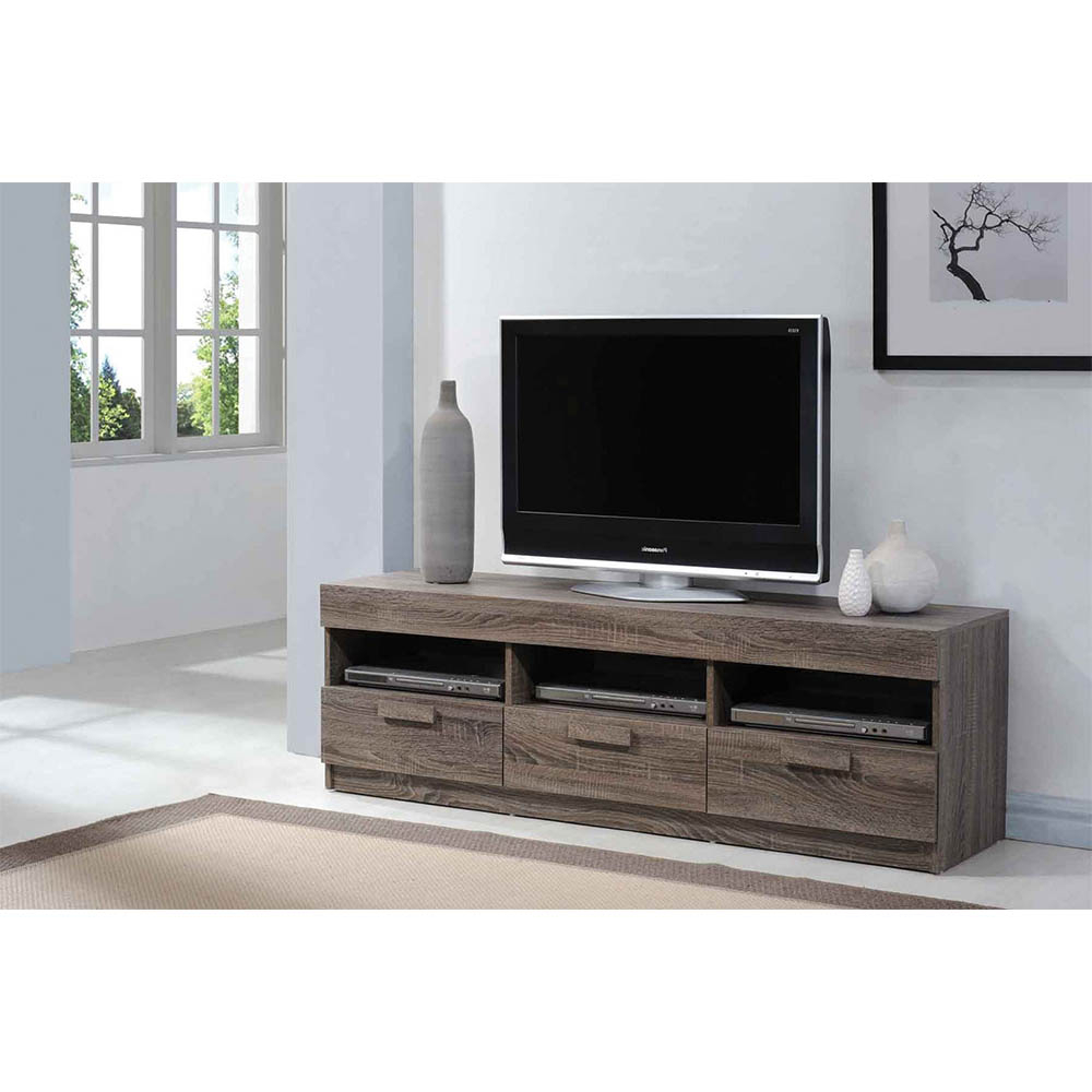 Alvin Rustic Tv Stand In Latest Rustic Tv Stands (View 1 of 20)