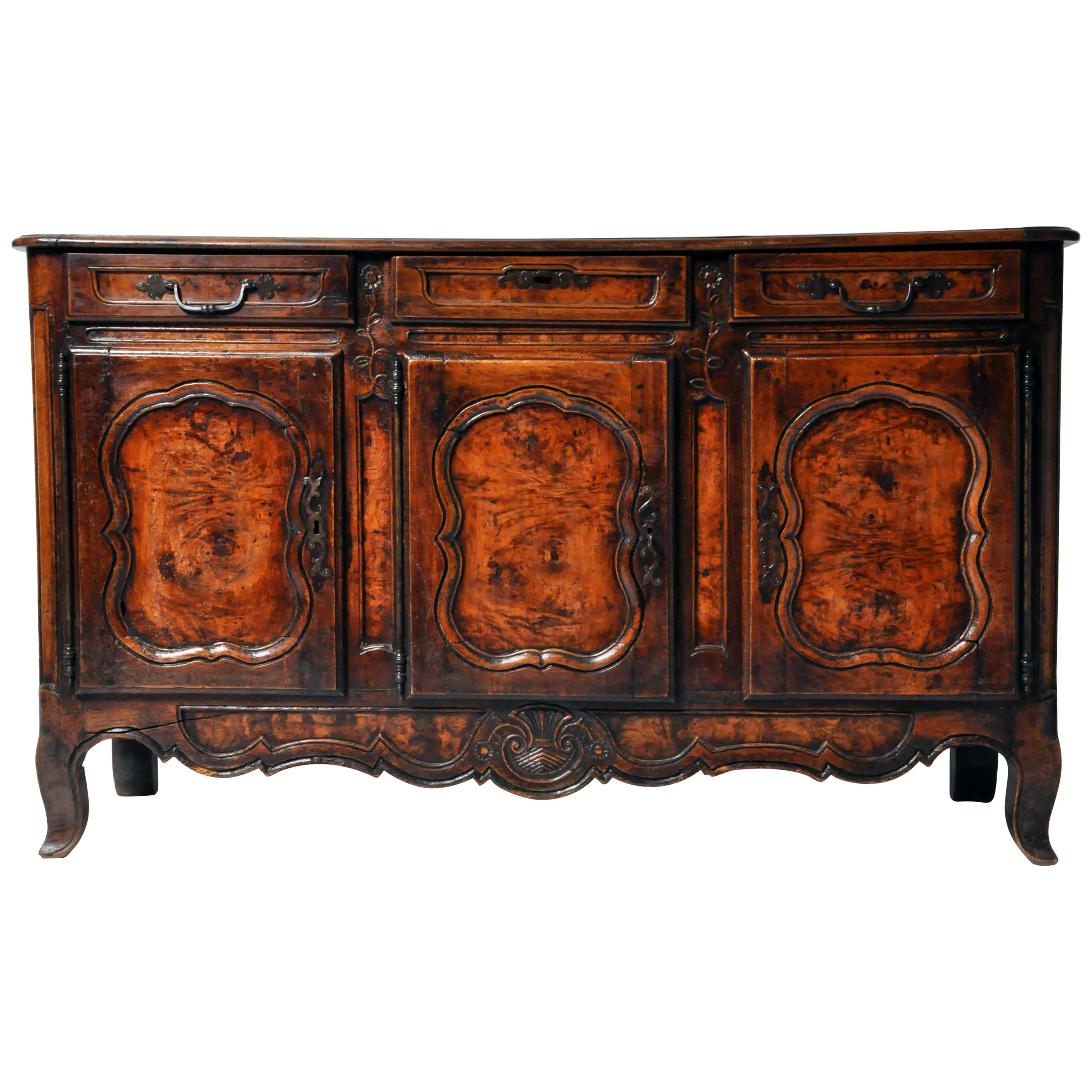 Antique Sideboards For Sale In Usa – 1Stdibs Intended For Favorite Burnt Oak Metal Sideboards (View 4 of 20)