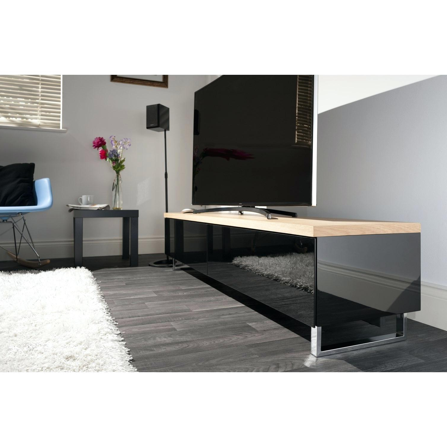 At Stand Quality Stands Techlink Tv Panorama Currys Cool Piano Gloss Within Newest Techlink Tv Stands (View 16 of 20)