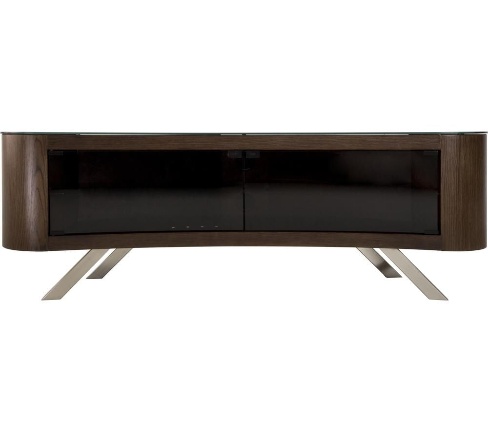 Avf Bay 1500 Mm Tv Stand – Walnut Pertaining To Most Recent Walnut Tv Stands (View 1 of 20)