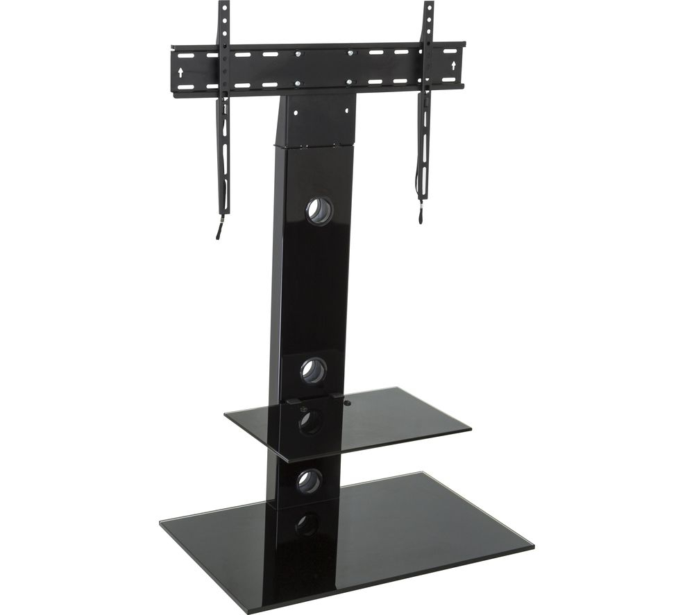 Avf Reflections Fsl700Leb Lesina Tv Stand With Bracket – Black Deals With Regard To 2018 Avf Tv Stands (View 6 of 20)