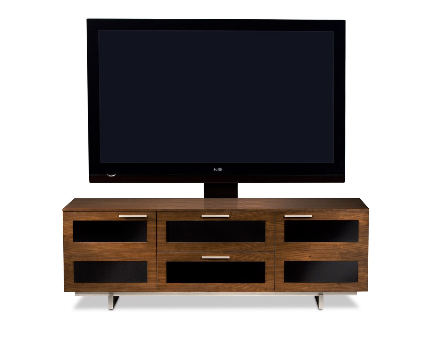 Avion Ii 8927 Tv Stand – Bdi Designer Tv Stands And Cabinets For Regarding Most Recently Released Tv Stands And Cabinets (Gallery 3 of 20)