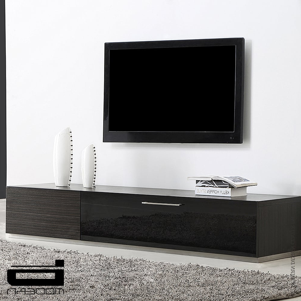 B Modern Tv Stands Inside Well Known Producer Tv Standb Modern – Interiordesignerdecor (View 4 of 20)