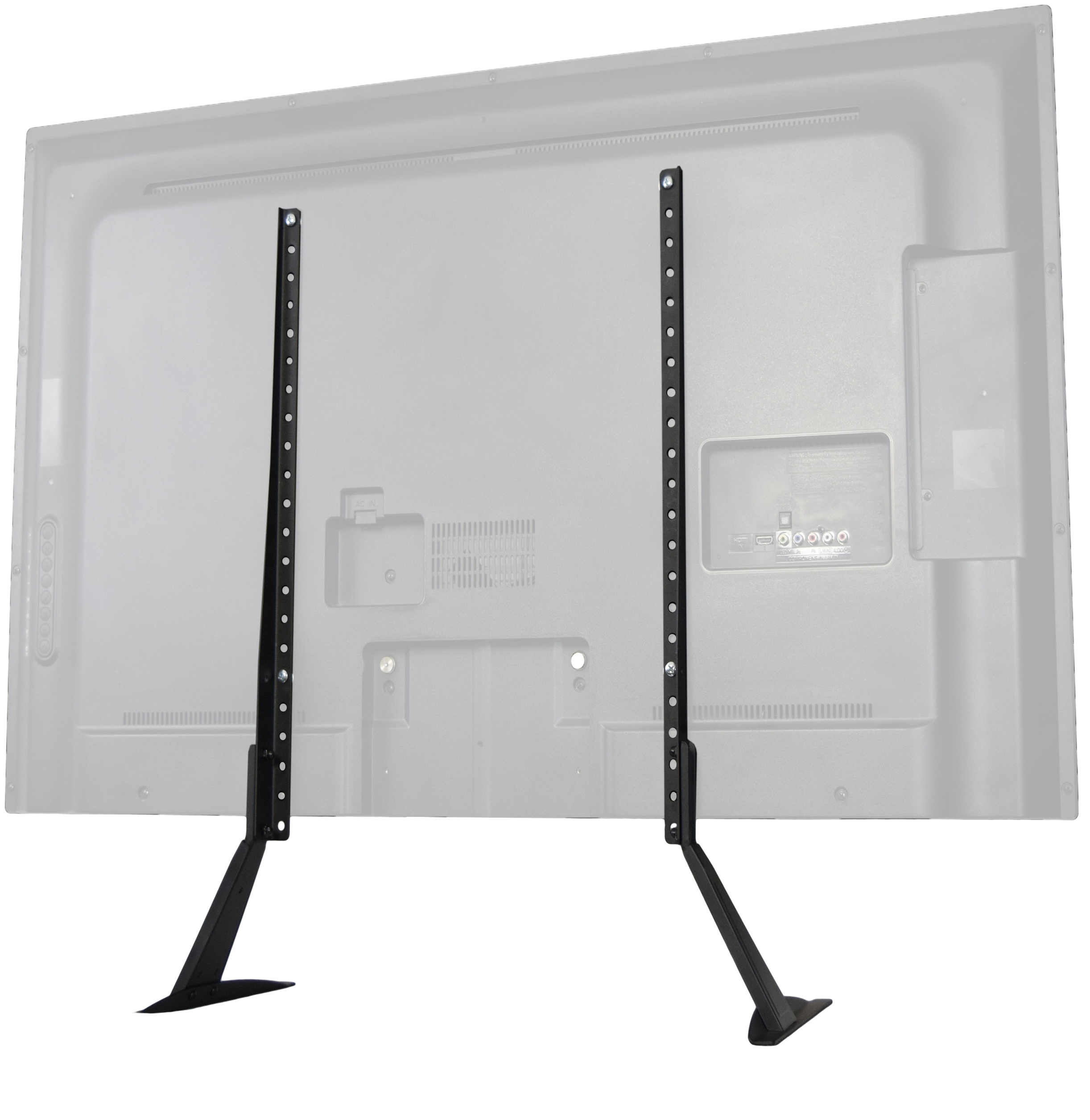"Base Fits 27"" To In Favorite Universal Flat Screen Tv Stands (View 2 of 20)"