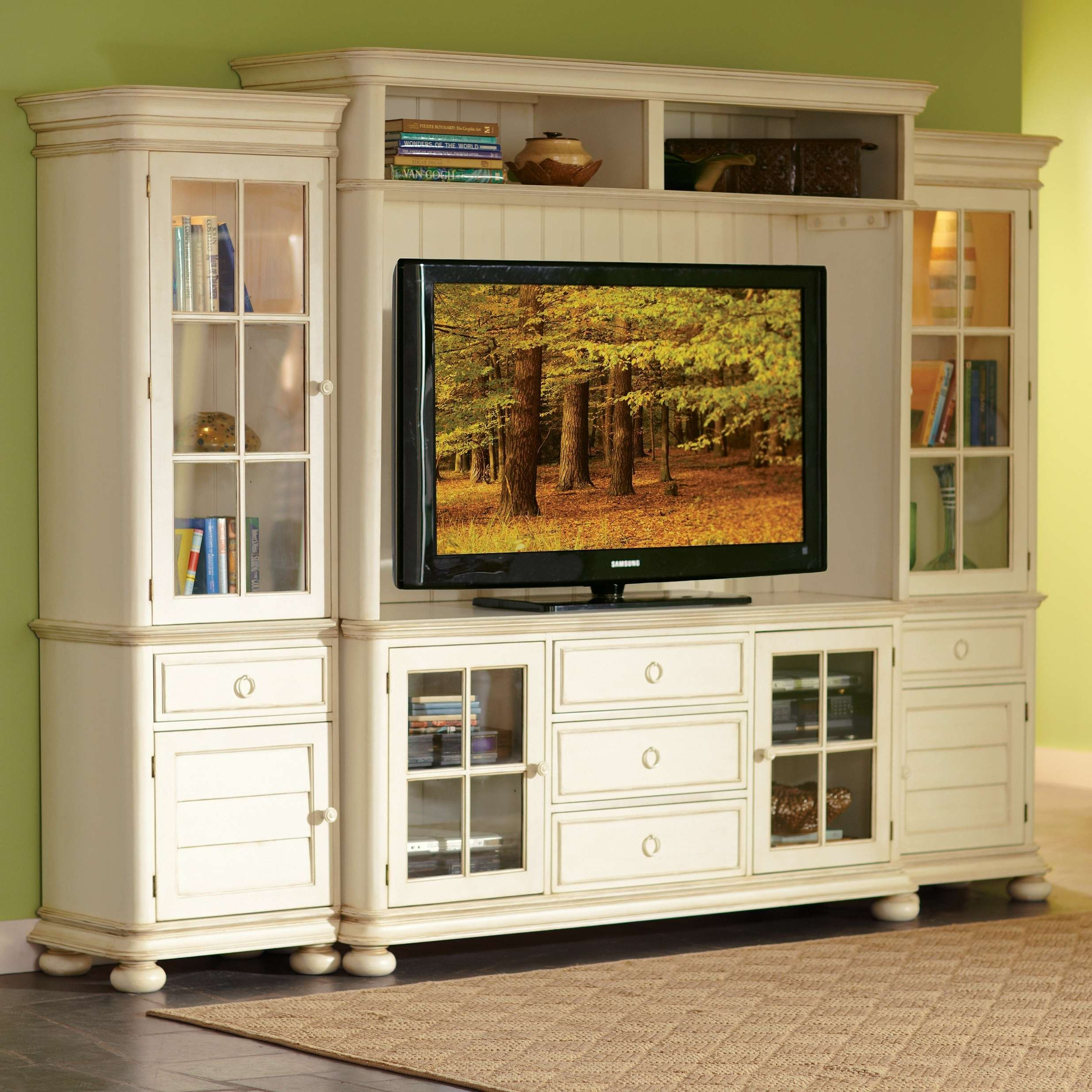 Beautiful Enclosed Tv Cabinet 2 Stands Cheap With Doors And Glass With Regard To Best And Newest Fancy Tv Cabinets (View 20 of 20)