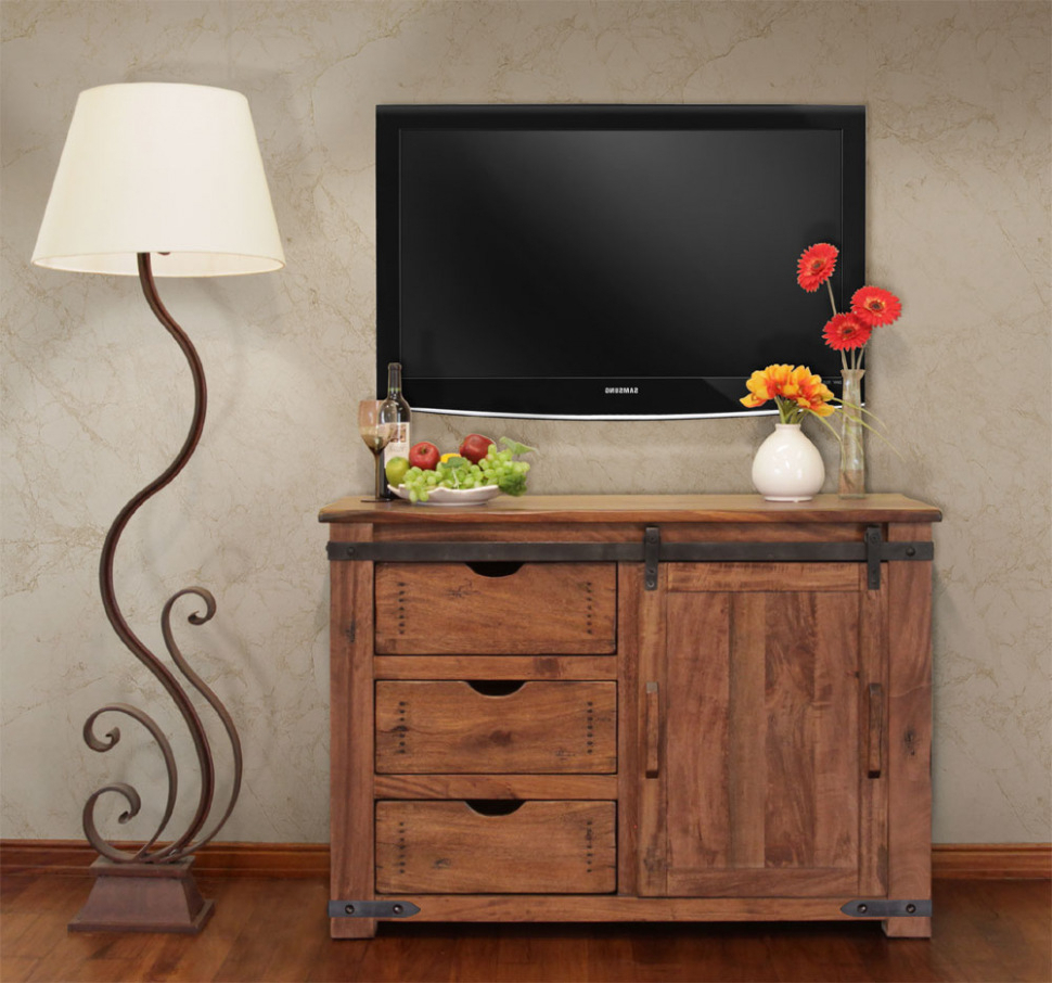 Beautiful Wrought Iron Tv Stand Wooden Tv Stand Iri 002 Buy Wooden In Favorite Cast Iron Tv Stands (View 3 of 20)