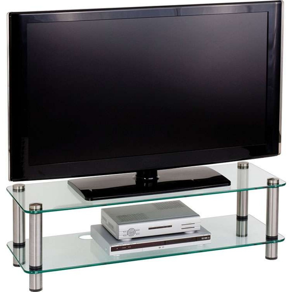 Bedroom Living Room Lounge Flatscreen Tv Stand Platform For Current Slim Line Tv Stands (View 2 of 20)