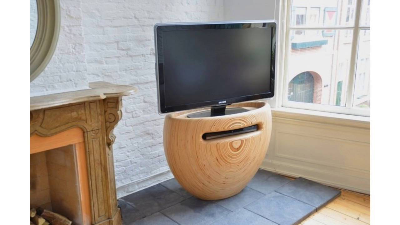 Bedroom Tv Shelves Intended For Fashionable Bedroom Tv Stand Ideas – Youtube (View 3 of 20)