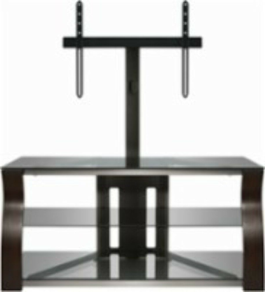 Bell O Triple Play Tv Stands Pertaining To Trendy Upc 748249996509 – Bell'o – Triple Play Tv Stand For Most Flat Panel (View 4 of 20)