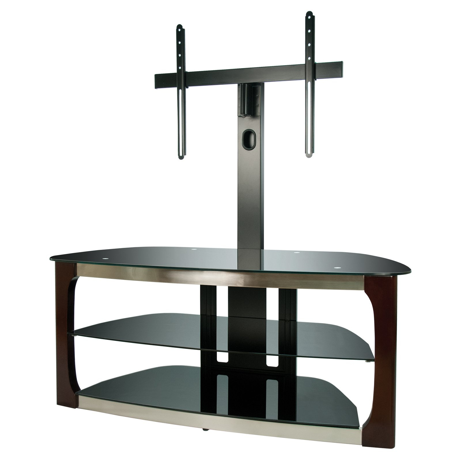 Bell O Triple Play Tv Stands With Regard To Popular Bello Triple Play Flat Panel 3 In 1 Tv Stand For Tvs Up To  (View 7 of 20)