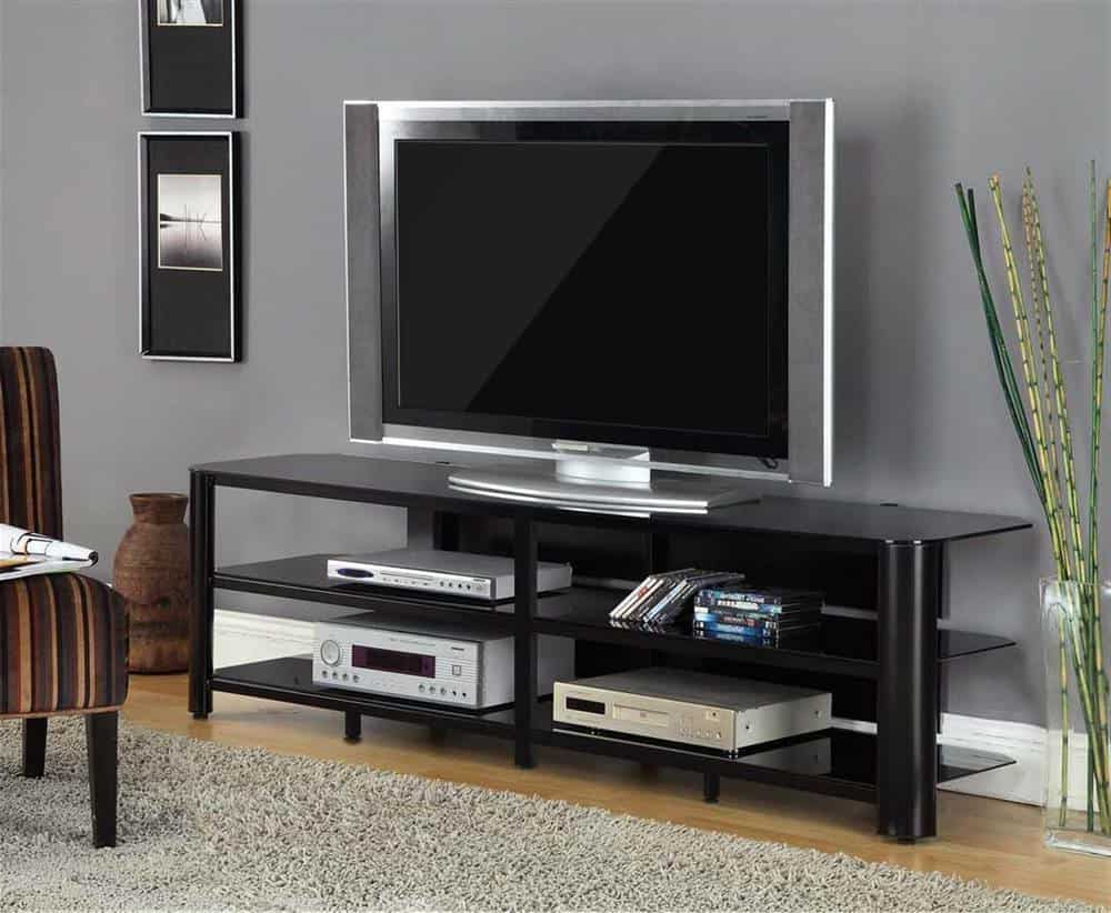 Best 73 Inch Tv Stand – Inc Black, Mitsubishi, Cheap Wide Dlp Cabinets Throughout Current Cheap Tv Tables (View 4 of 20)