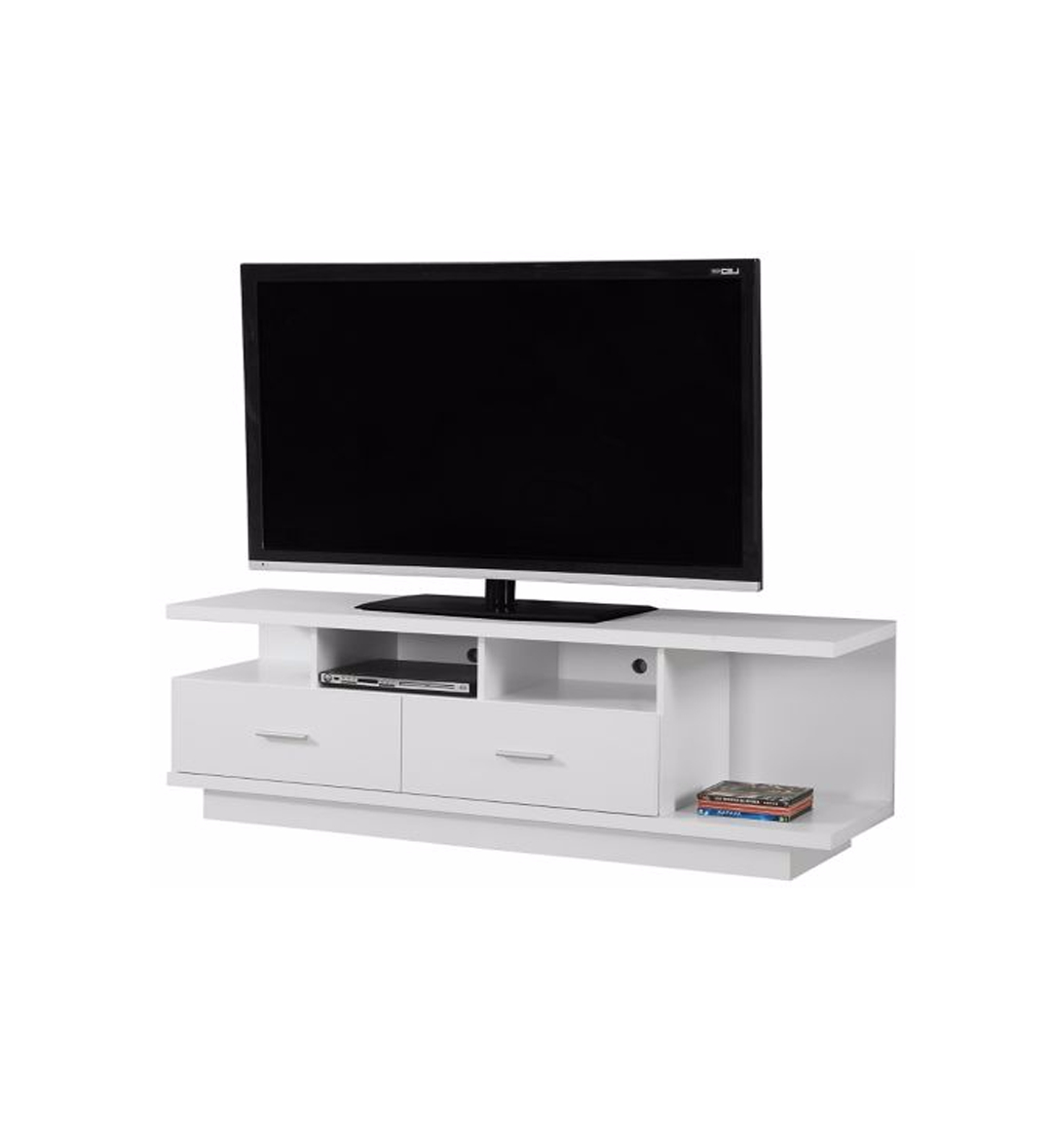 Best And Newest Aprodz Mango Wood Cordoba Tv Stand Cabinet For Home (View 3 of 20)
