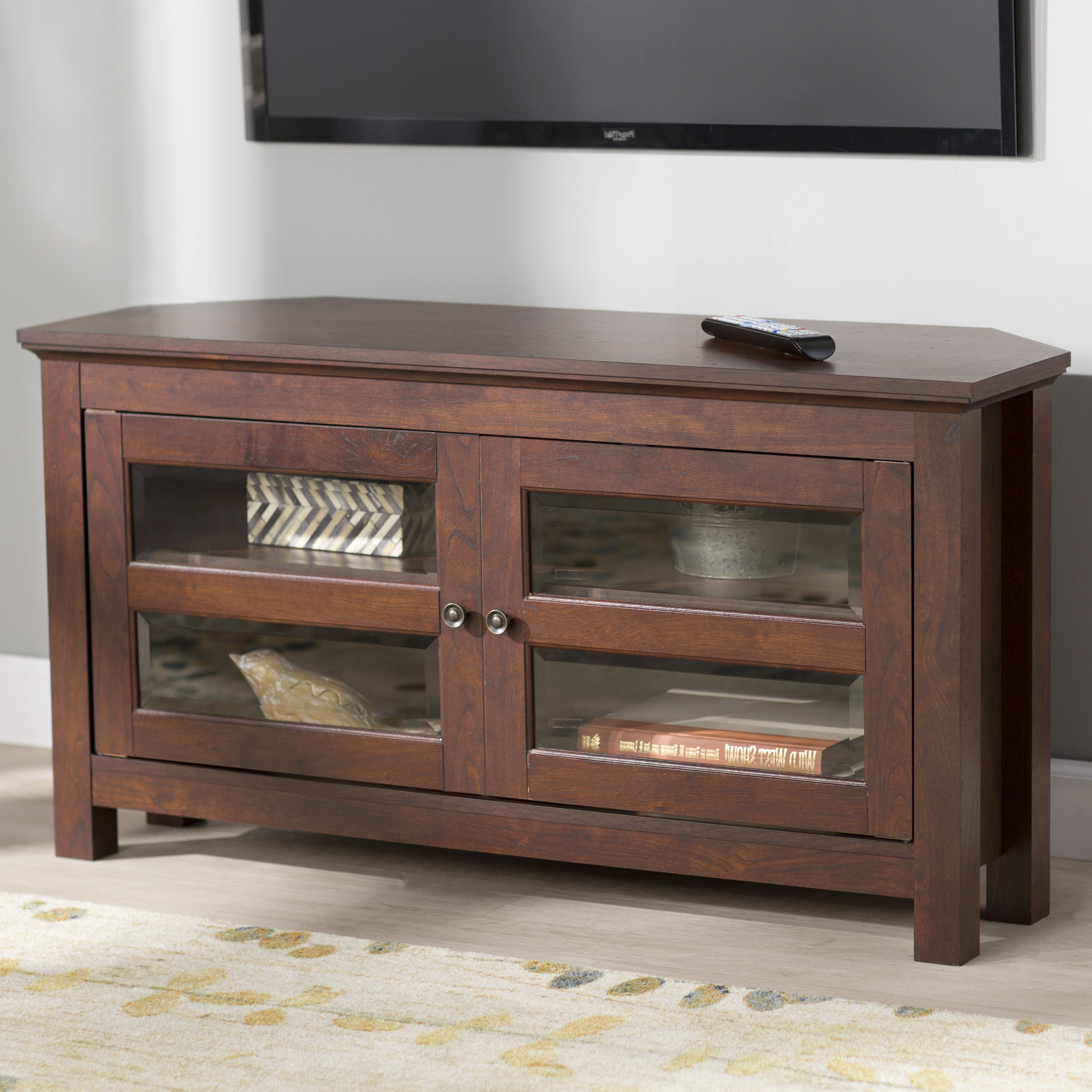 """Best And Newest Century Sky 60 Inch Tv Stands Within Alcott Hill Galbraith Tv Stand For Tvs Up To 48"""" & Reviews (View 5 of 20)"""