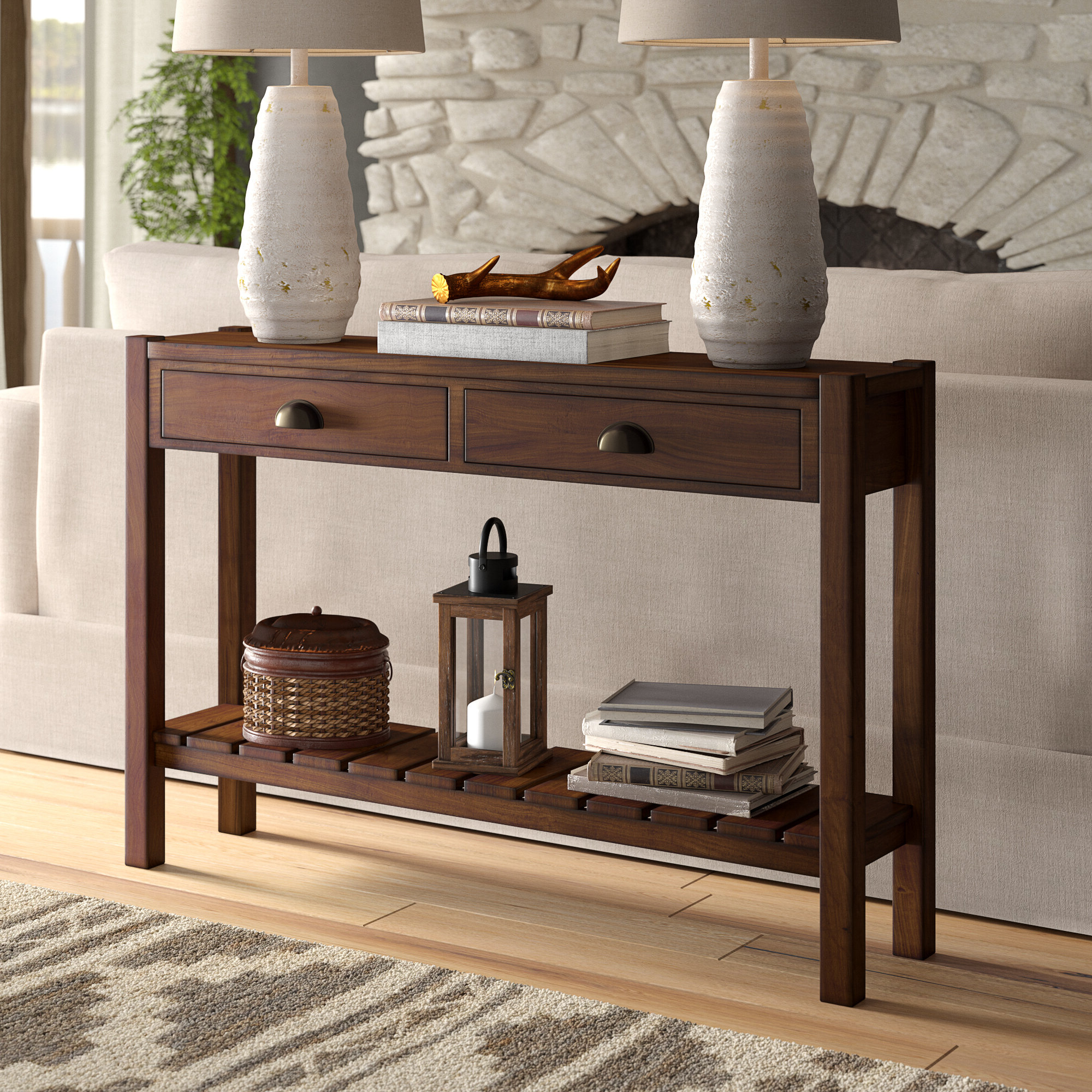 Best And Newest Narrow Console Tables You'll Love (View 5 of 20)
