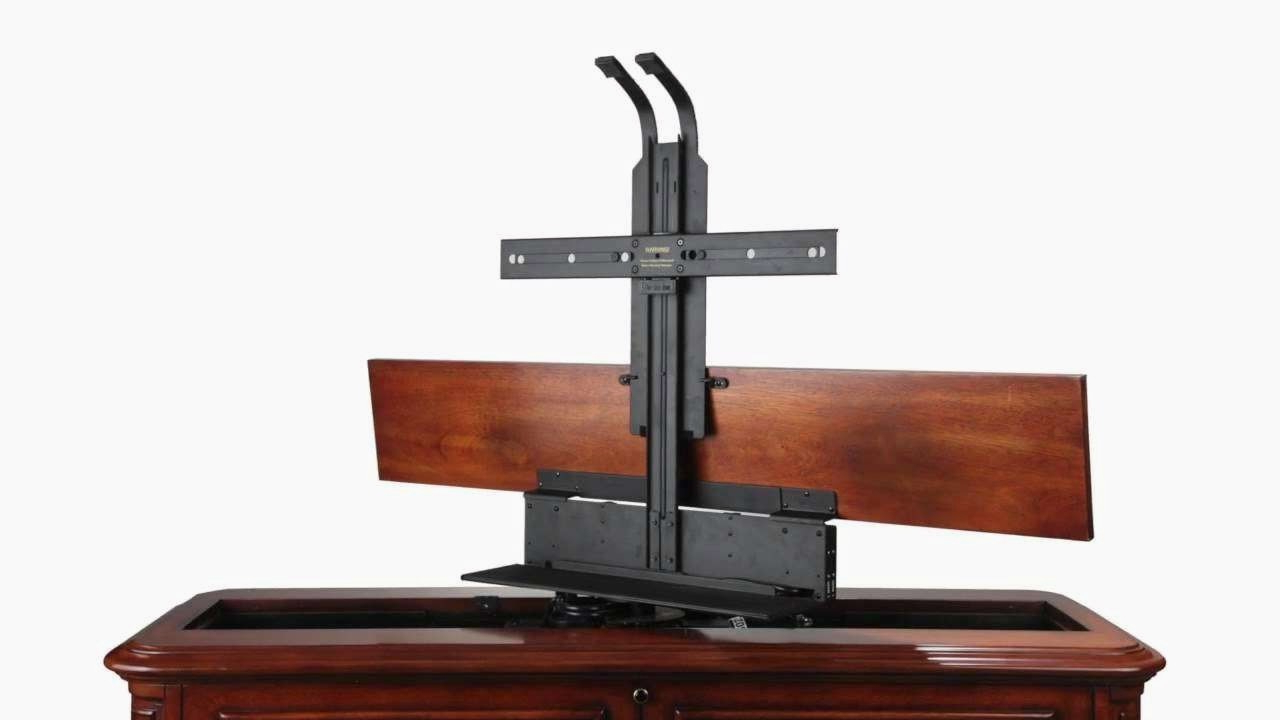 Best And Newest Swivel Tv Stands With Mount Inside Swivel Tv Stand And Room Divider With Mount Plus Fitueyes For 32 65 (Gallery 16 of 20)