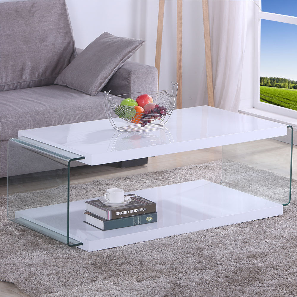 Best And Newest Tv Unit And Coffee Table Sets Regarding Livingroom Furniture Set High Gloss Tv Stand Unit Coffee Table (View 9 of 20)
