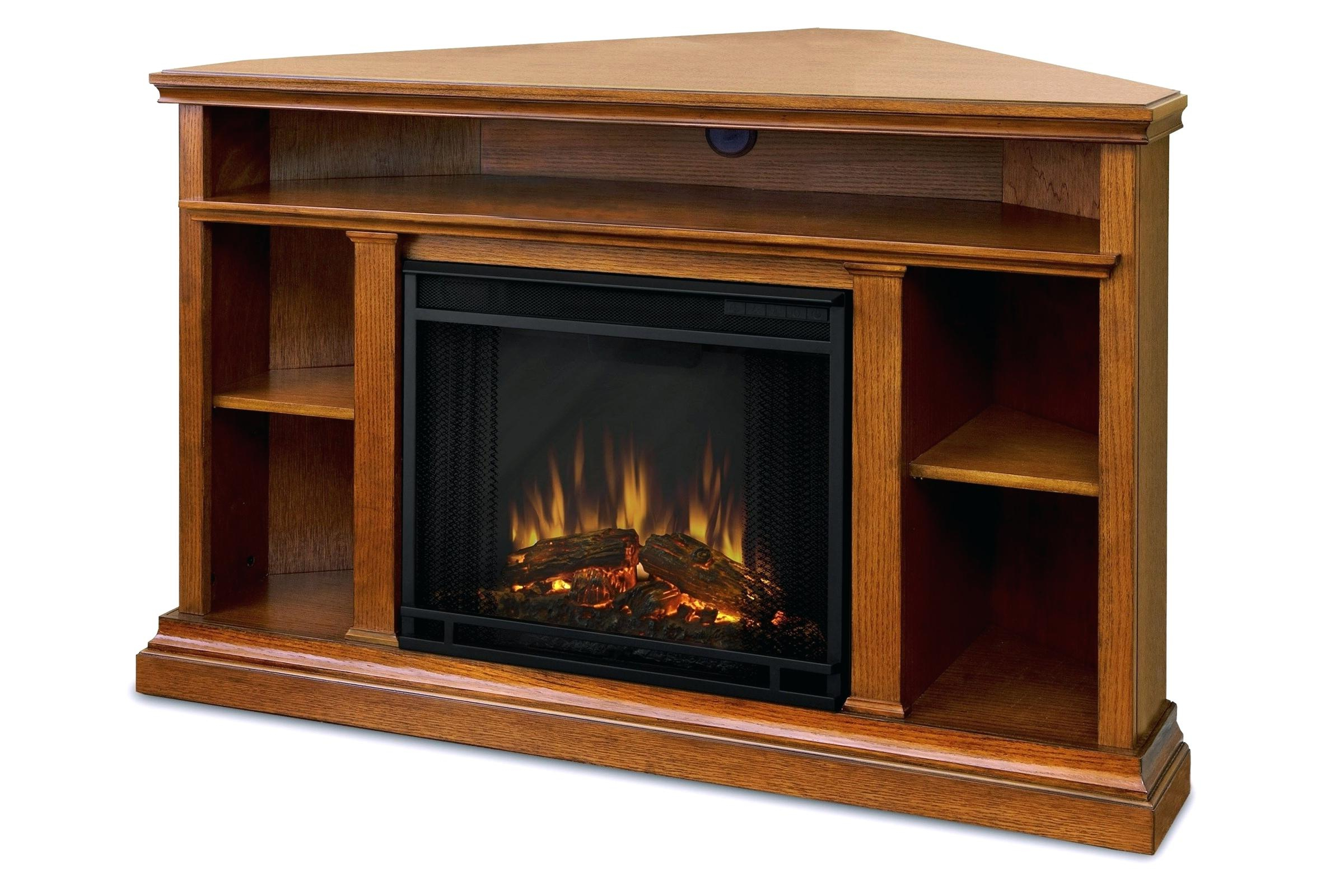 Big Lots Tv Stands Intended For Well Known Corner Fireplace Tv Stand Big Lots Black Electric Lowes (View 4 of 20)