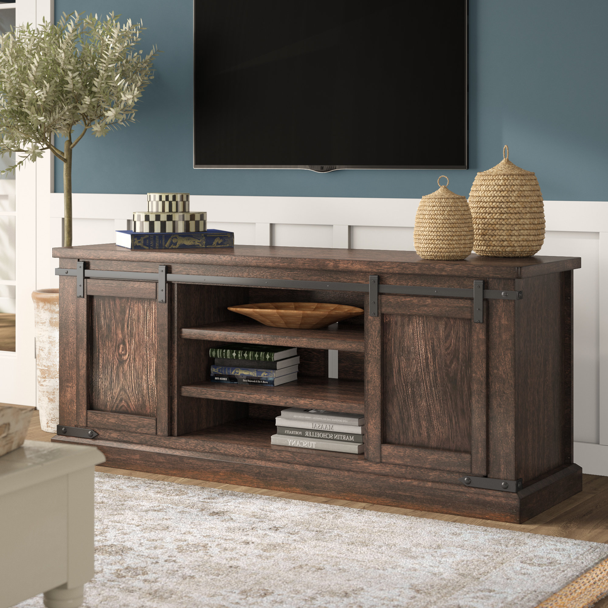Birch Lane Pertaining To Well Liked Edwin Grey 64 Inch Tv Stands (View 3 of 20)