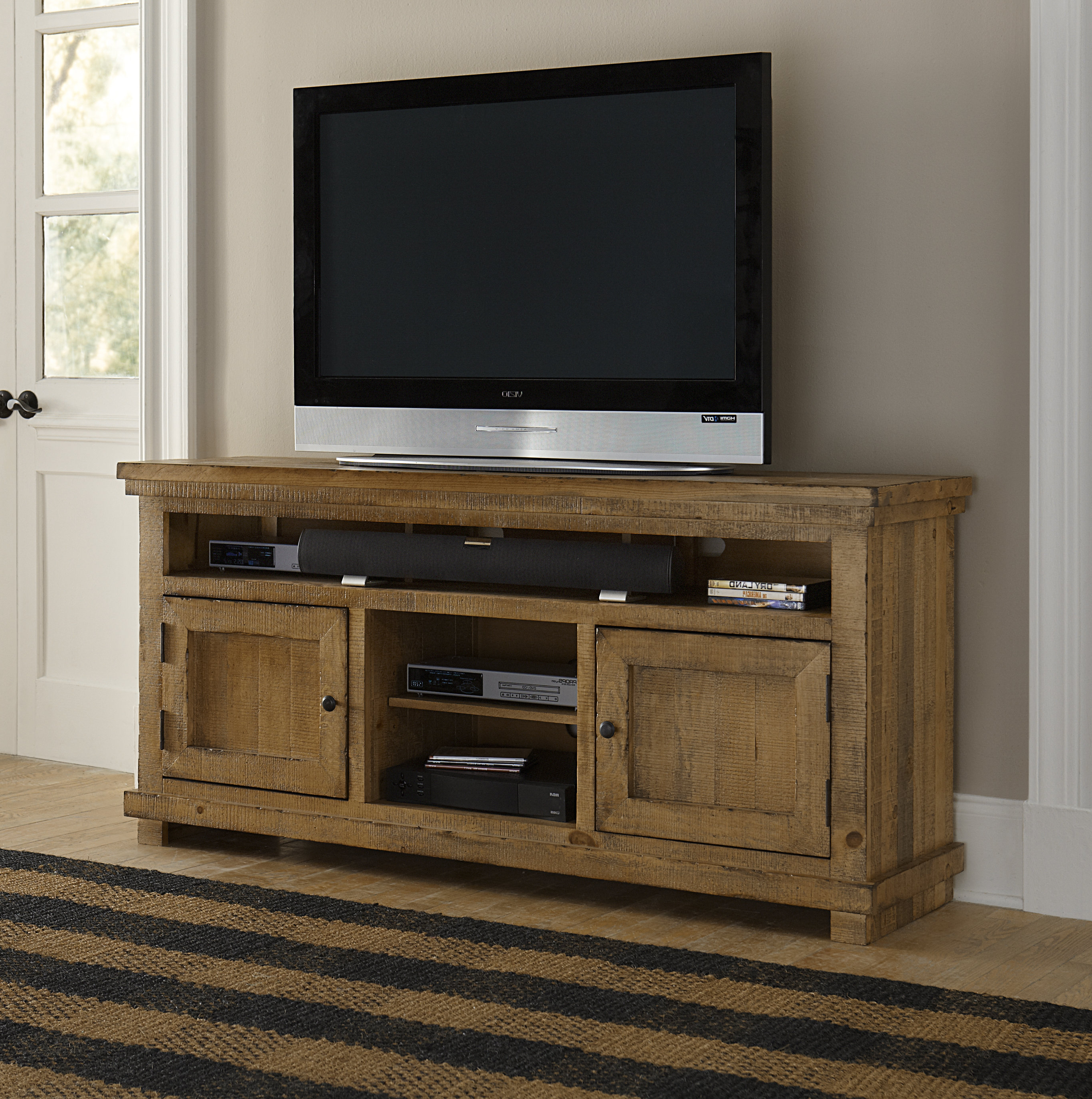 Birch Lane With Edwin Grey 64 Inch Tv Stands (View 5 of 20)