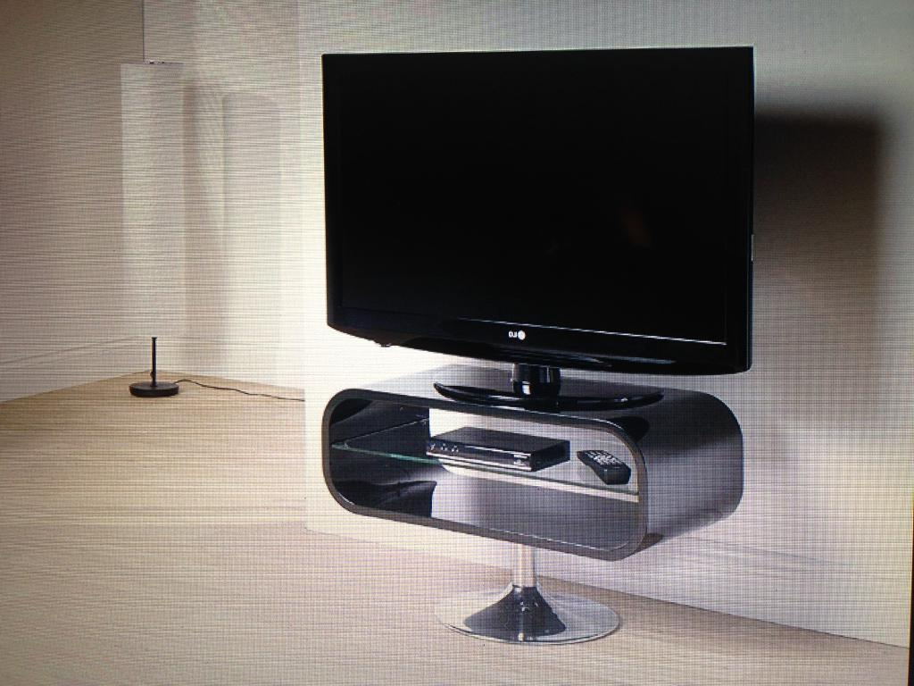 Black Opod Tv Stands Intended For Most Current Tv Stand (View 3 of 20)