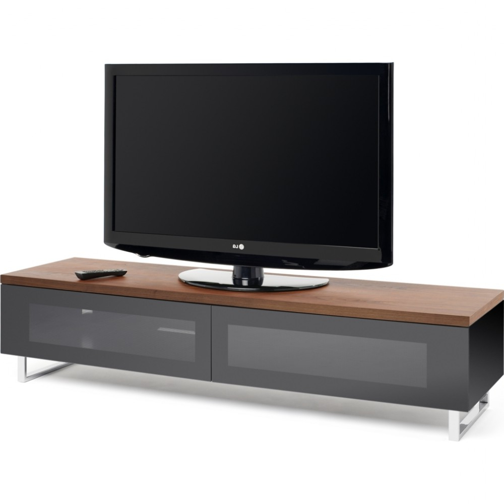 Black Opod Tv Stands Throughout Most Recent Techlink Lcd Led And Plasma Tv Stands (View 6 of 20)