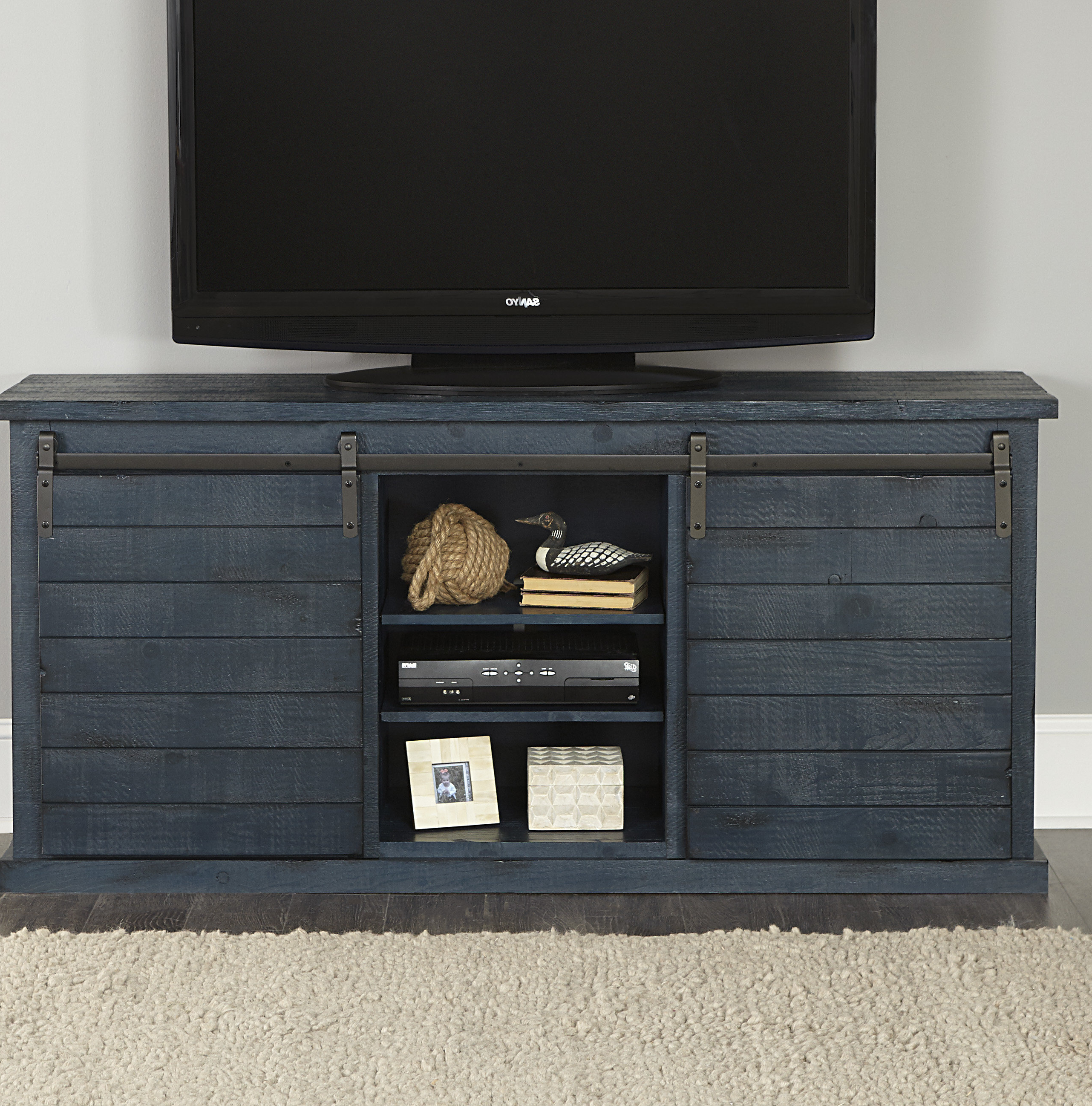 Blue Tv Stands You'll Love (View 7 of 20)