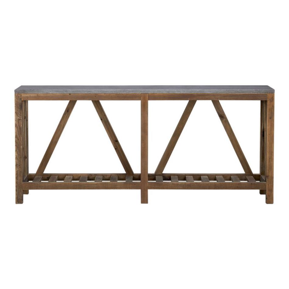 Bluestone Console Tables For Most Popular Bluestone Console Table (View 4 of 20)