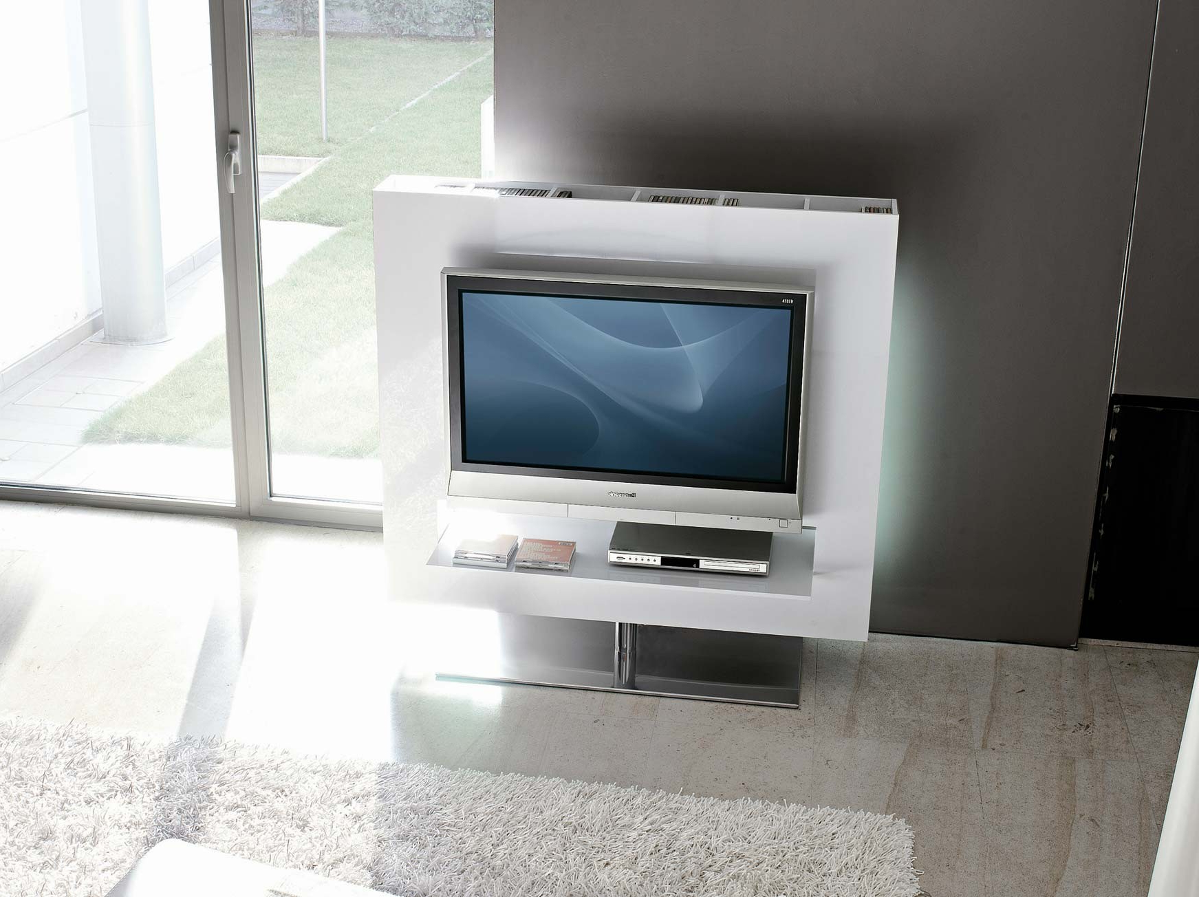 Bonaldo Panorama Tv Stand (Gallery 13 of 20)