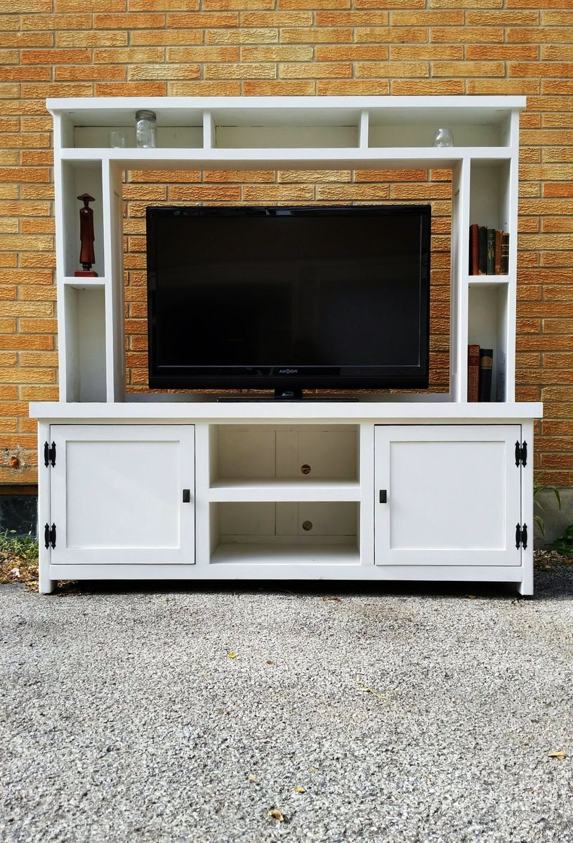 Buy A Hand Made Barn Wood, Tv Stand, Media Console, Entertainment Pertaining To Popular Wood Tv Armoire Stands (View 12 of 20)