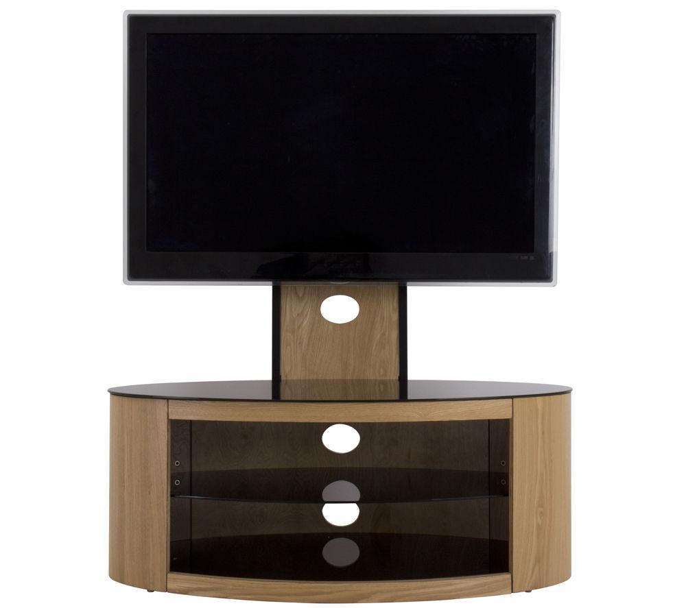 Buy Avf Buckingham 1000 Mm Tv Stand With Bracket – Oak (View 18 of 20)