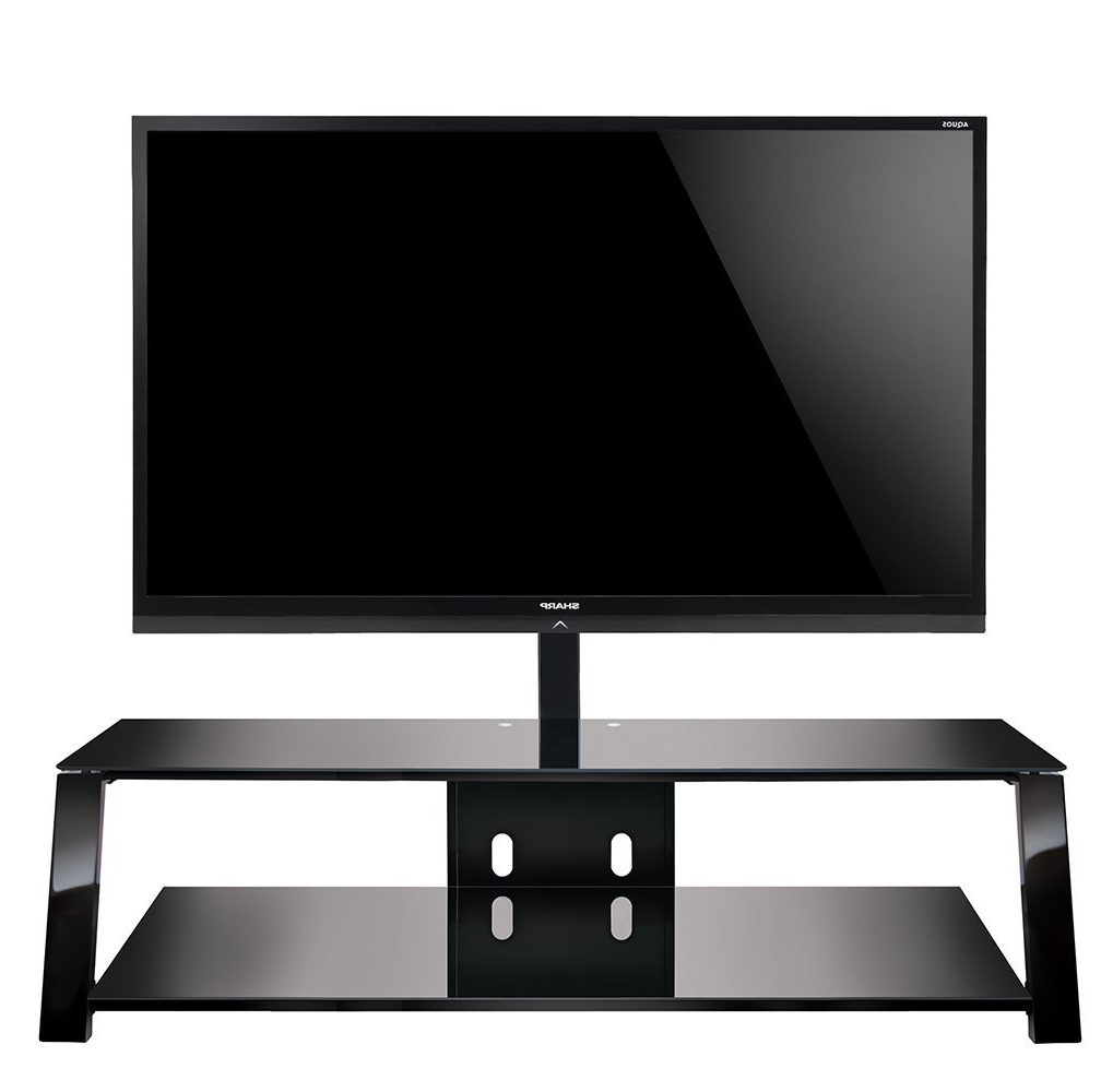 Buy Bello Triple Play Tv Stand With Swivel Flat Panel Tv Mount For In Well Known Bell O Triple Play Tv Stands (View 11 of 20)