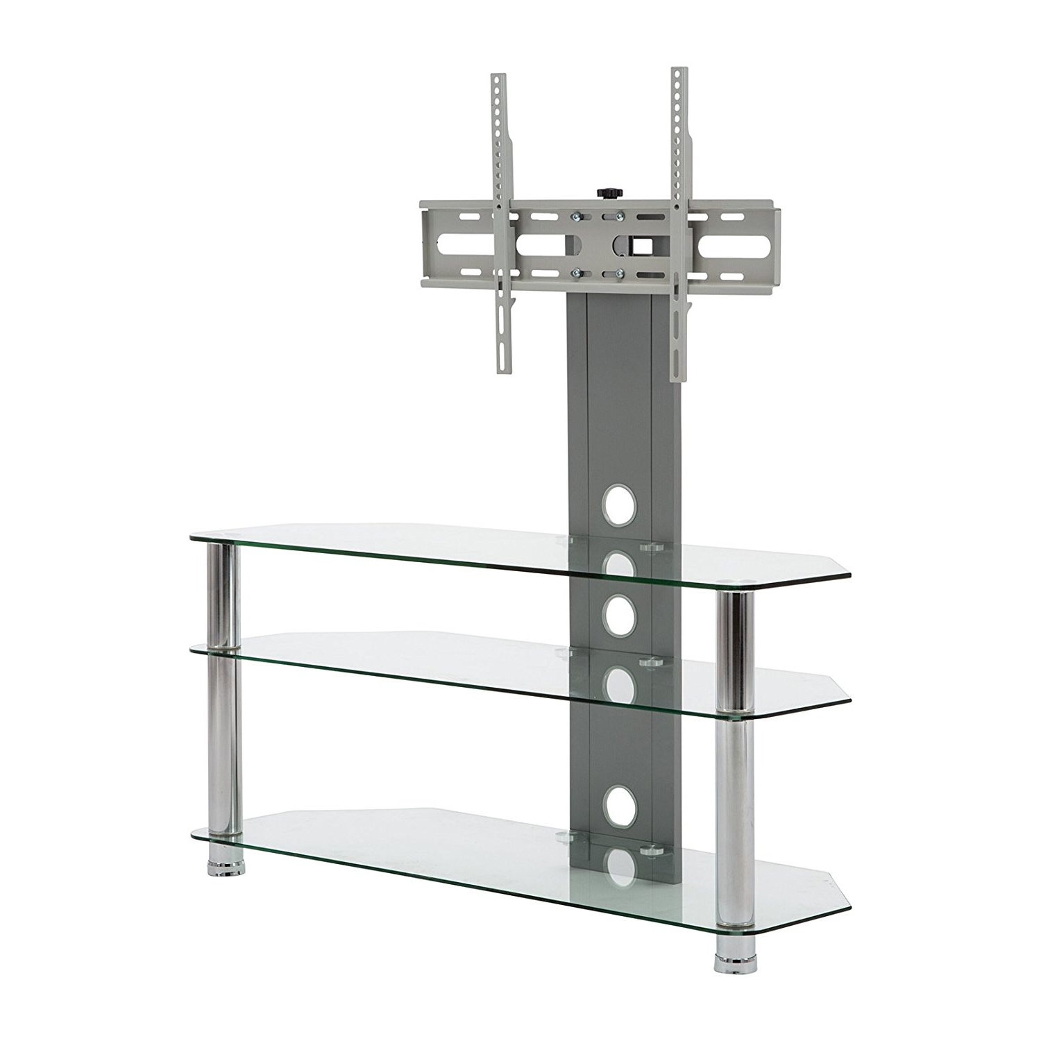 Cantilever Glass Tv Stands In Popular Cheap Tv Stand Cantilever, Find Tv Stand Cantilever Deals On Line At (View 5 of 20)