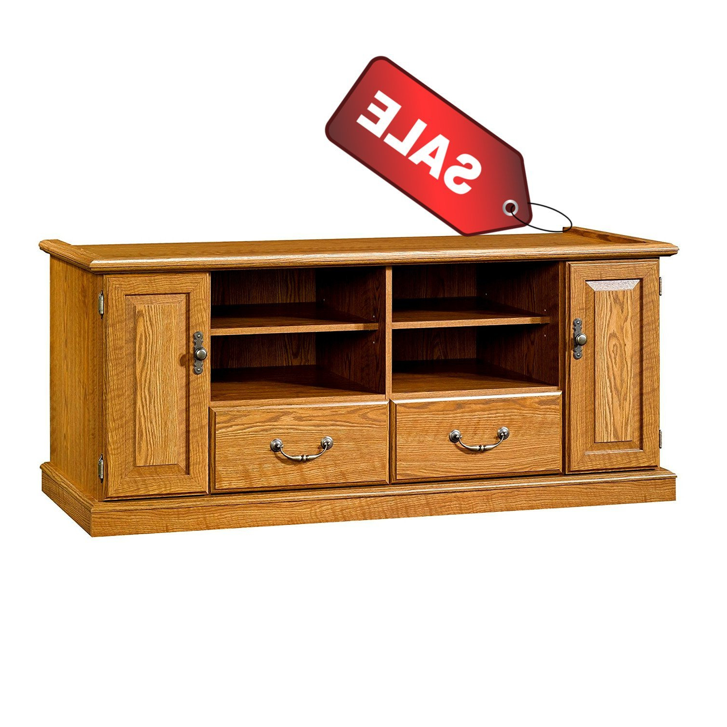 Cheap Rustic Oak Tv Cabinets, Find Rustic Oak Tv Cabinets Deals On With Regard To Well Known Oak Tv Cabinets With Doors (Gallery 20 of 20)