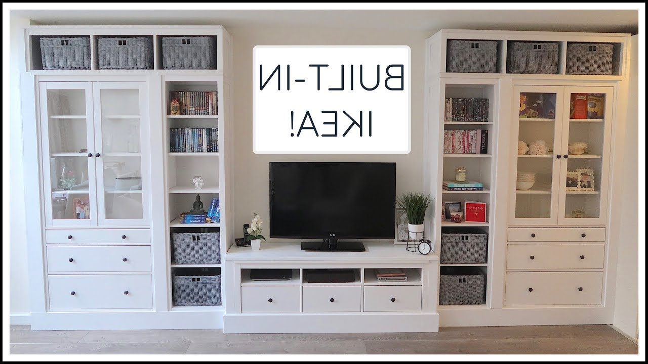 Chris & Eve – Youtube In 2017 Ikea Built In Tv Cabinets (Gallery 10 of 20)