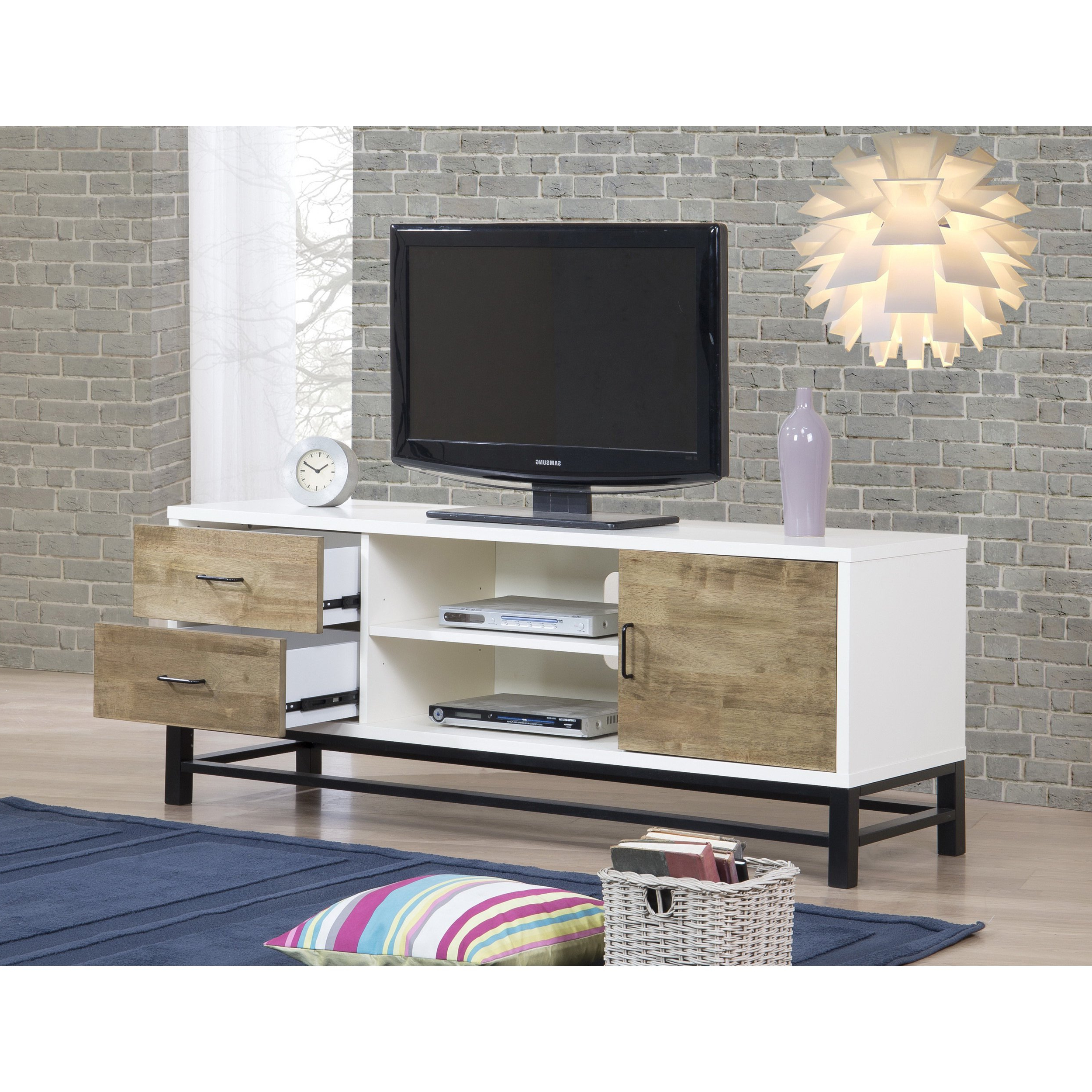 Combs 63 Inch Tv Stands In Famous Shop Henna 63 Inch Entertainment Center Console – Free Shipping (View 2 of 20)